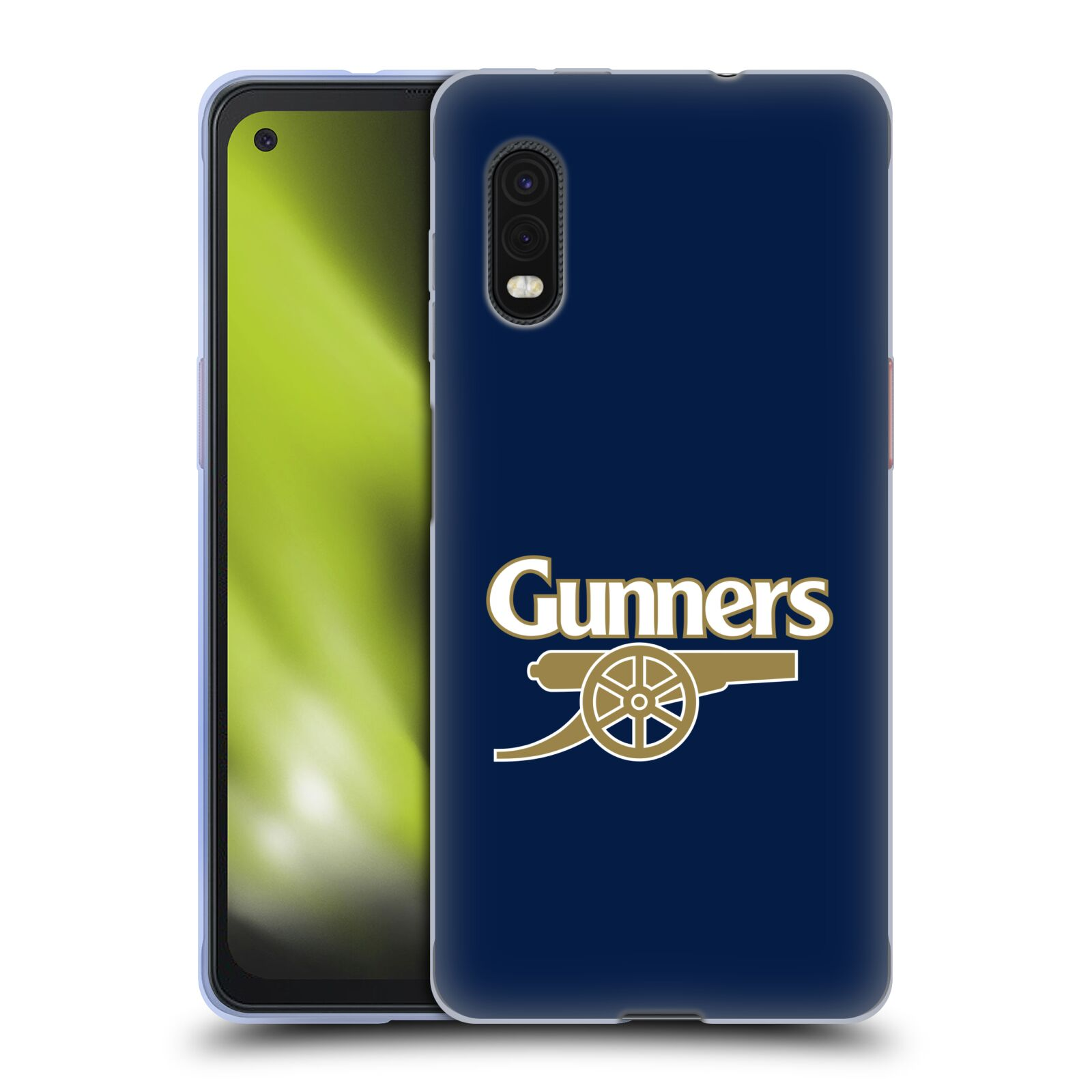 Silikonové pouzdro na mobil Samsung Galaxy Xcover Pro - Head Case - Arsenal FC - Gunners