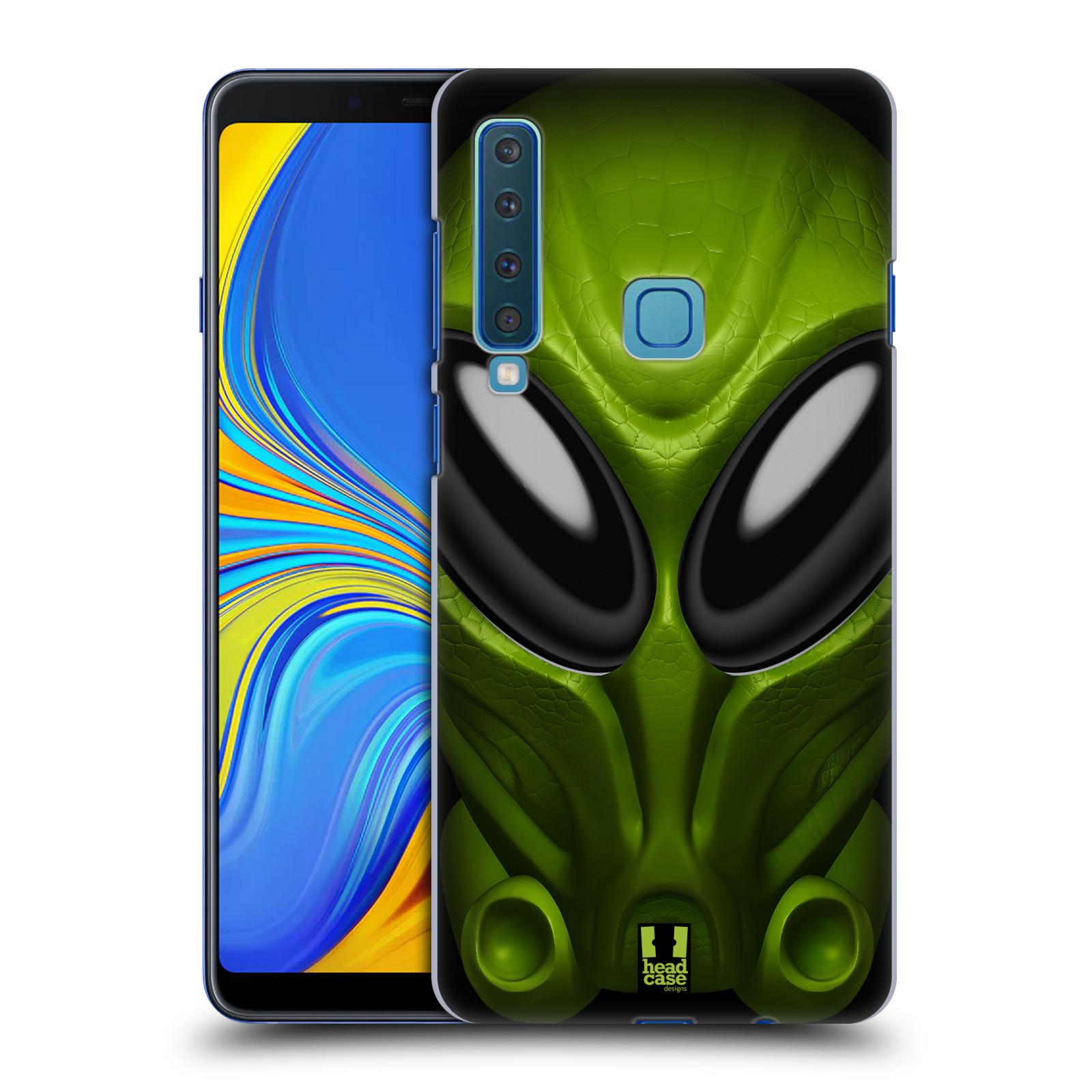 Plastové pouzdro na mobil Samsung Galaxy A9 (2018) - Head Case - Ufoun Mastermind