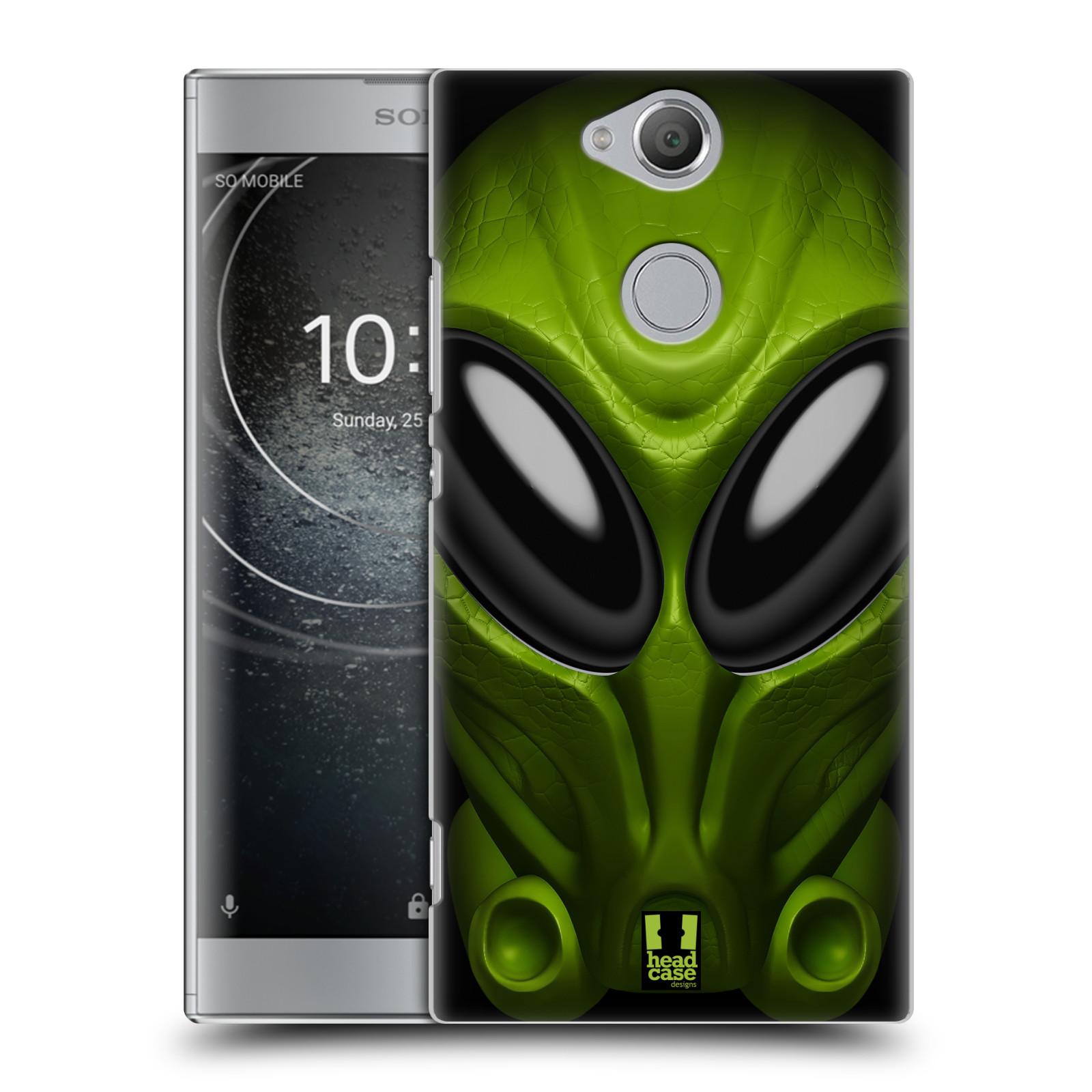 Plastové pouzdro na mobil Sony Xperia XA2 - Head Case - Ufoun Mastermind