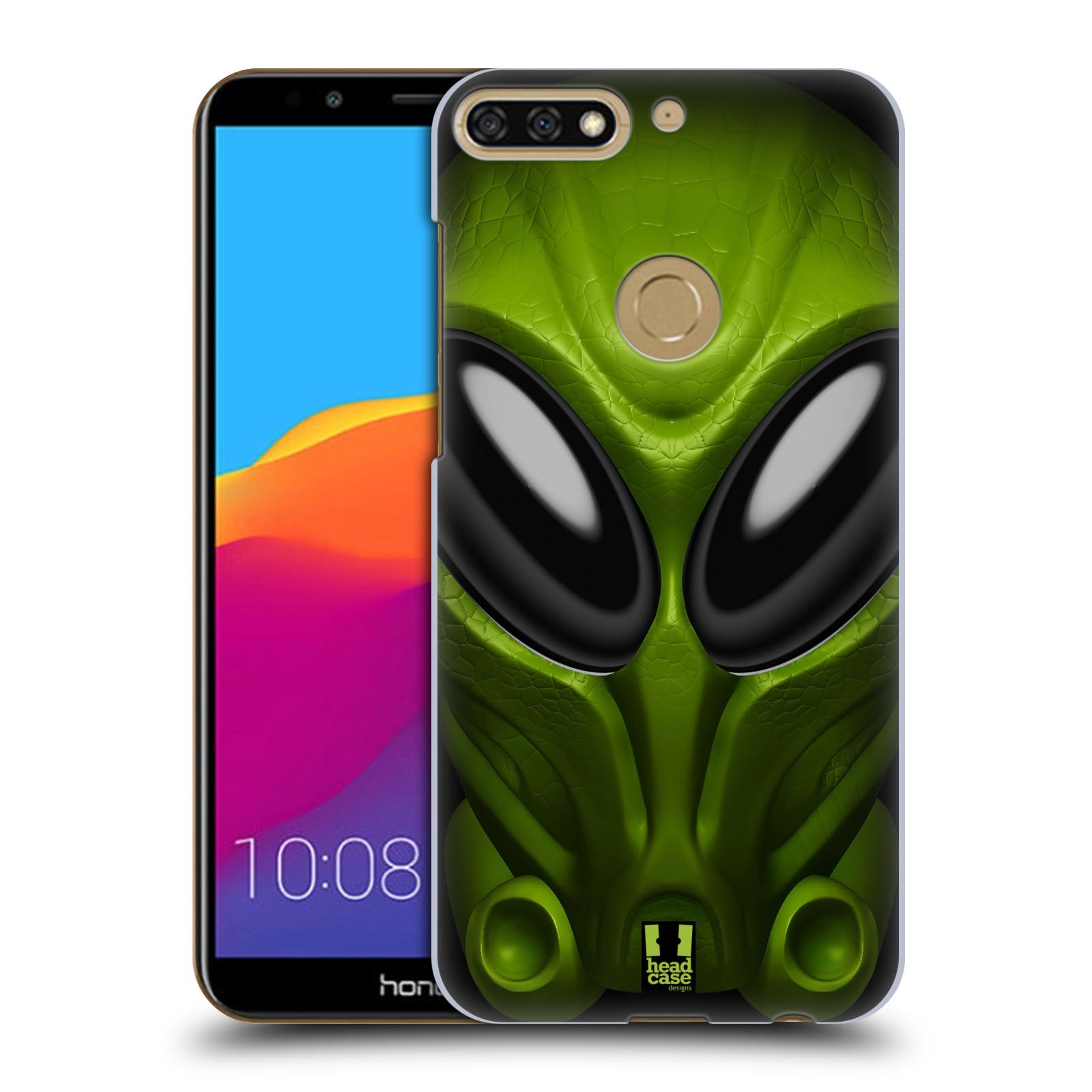 Plastové pouzdro na mobil Huawei Y7 Prime 2018 - Head Case - Ufoun Mastermind
