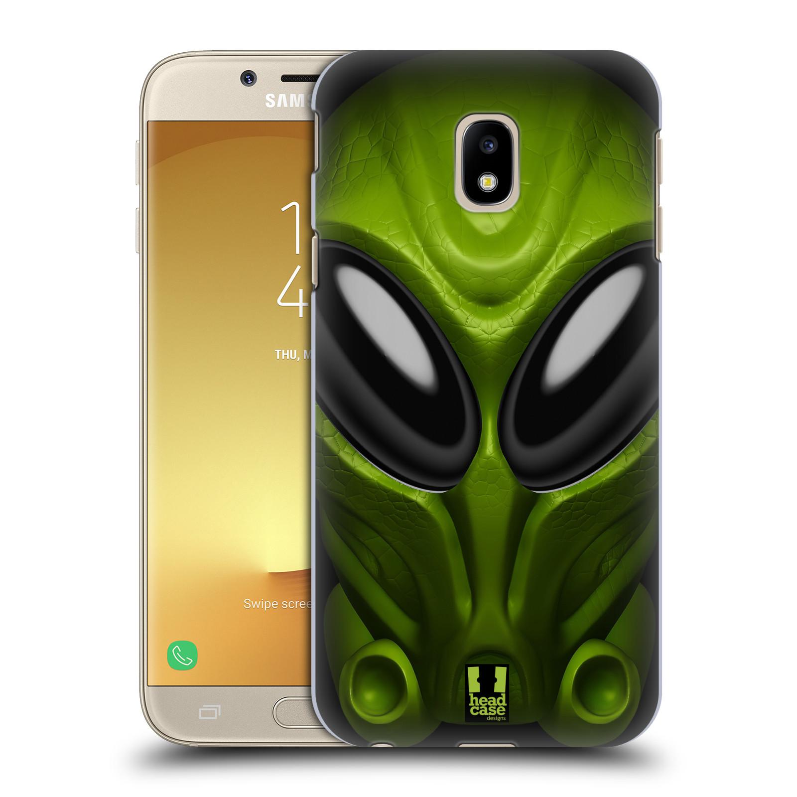 Plastové pouzdro na mobil Samsung Galaxy J3 (2017) - Head Case - Ufoun Mastermind
