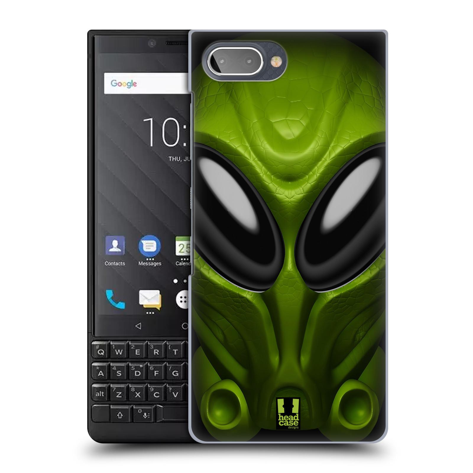 Plastové pouzdro na mobil Blackberry Key 2 - Head Case - Ufoun Mastermind