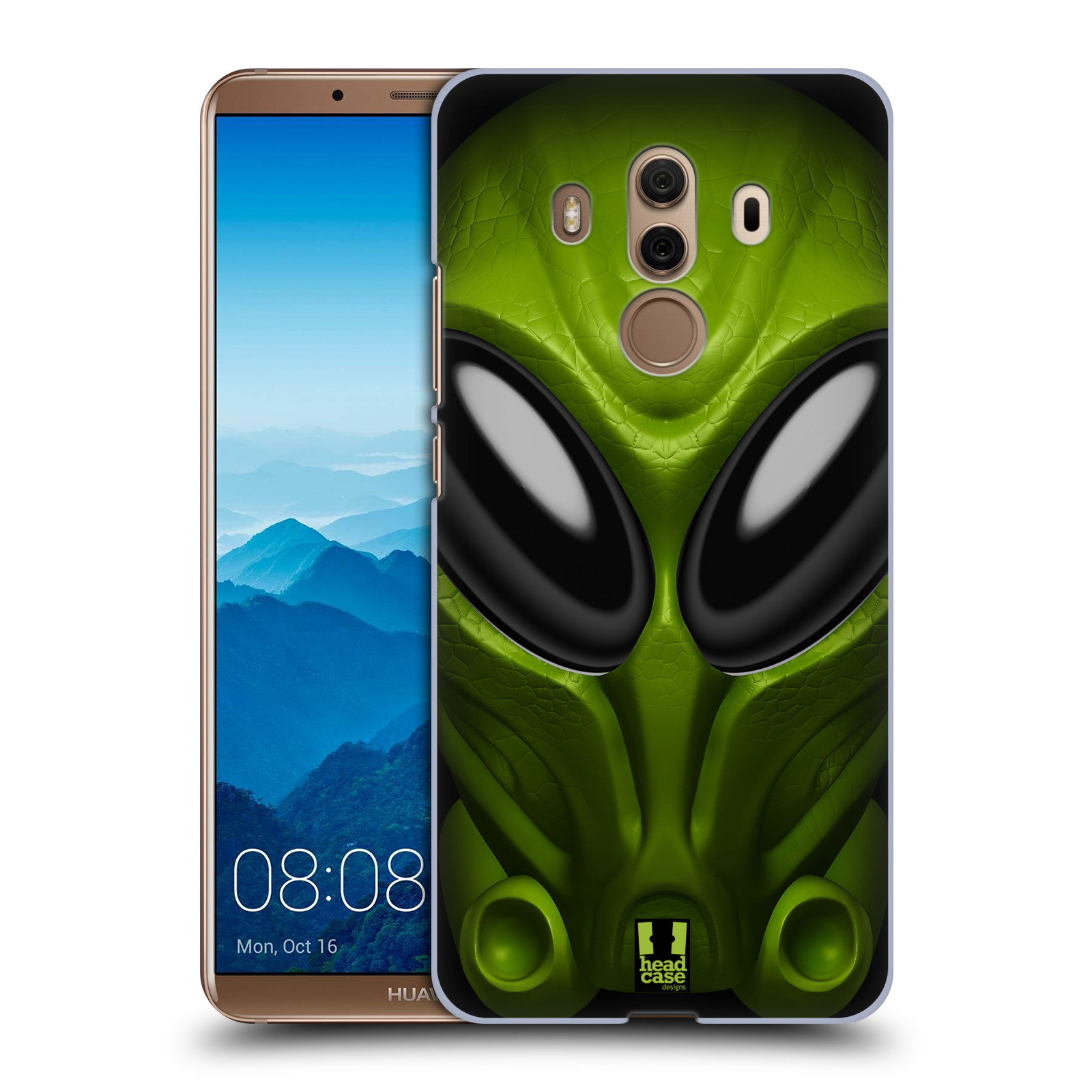 Plastové pouzdro na mobil Huawei Mate 10 Pro - Head Case - Ufoun Mastermind