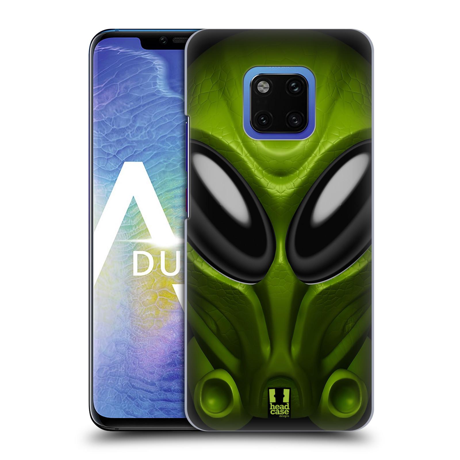 Plastové pouzdro na mobil Huawei Mate 20 Pro - Head Case - Ufoun Mastermind