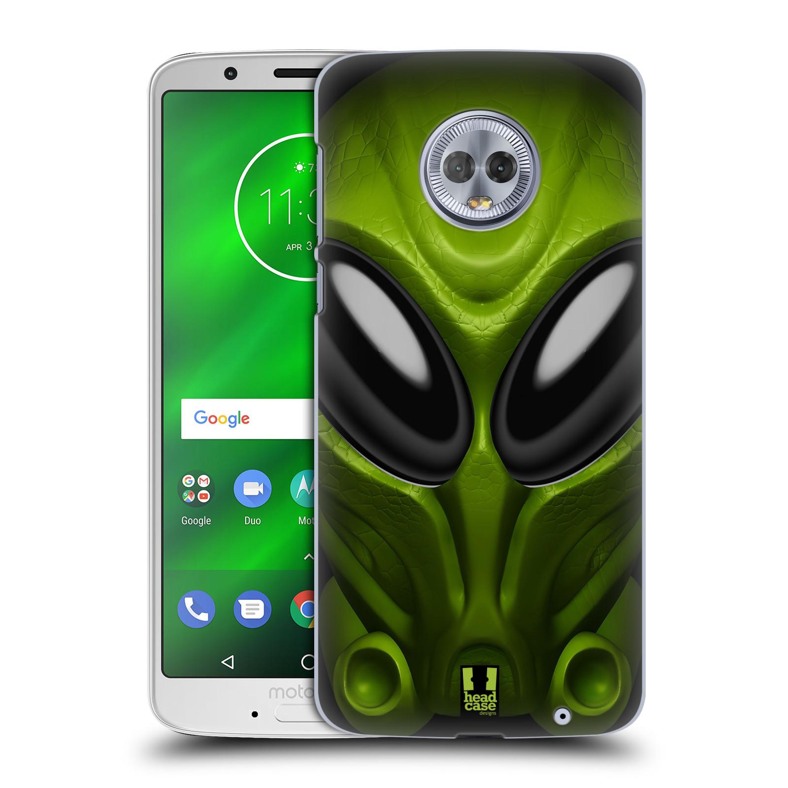 Plastové pouzdro na mobil Motorola Moto G6 Plus - Head Case - Ufoun Mastermind