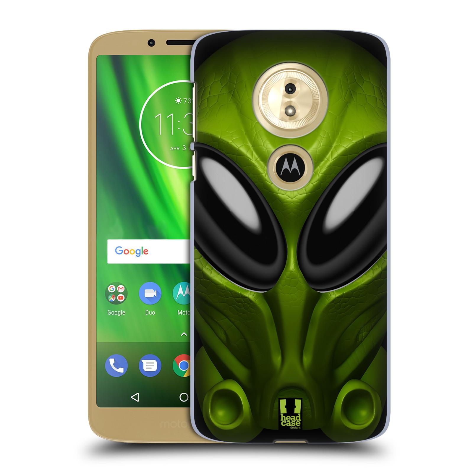 Plastové pouzdro na mobil Motorola Moto G6 Play - Head Case - Ufoun Mastermind