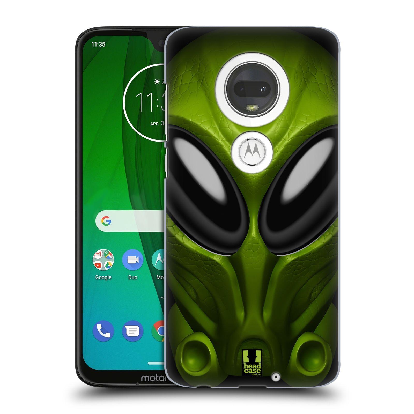 Plastové pouzdro na mobil Motorola Moto G7 - Head Case - Ufoun Mastermind