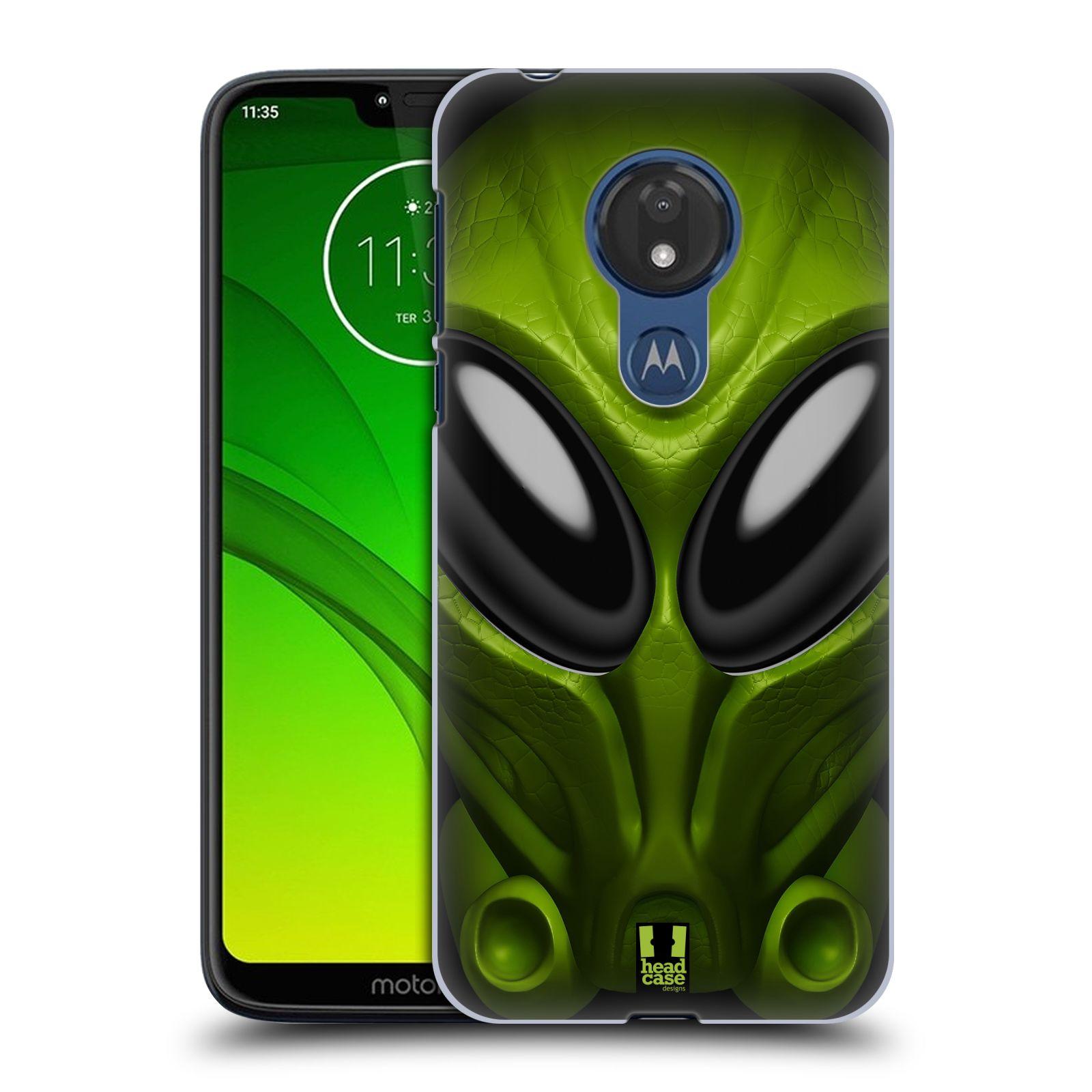 Plastové pouzdro na mobil Motorola Moto G7 Power - Head Case - Ufoun Mastermind