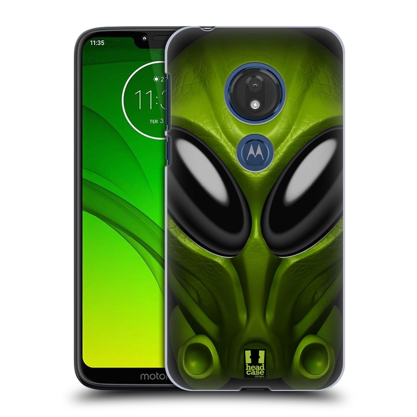 Plastové pouzdro na mobil Motorola Moto G7 Play - Head Case - Ufoun Mastermind