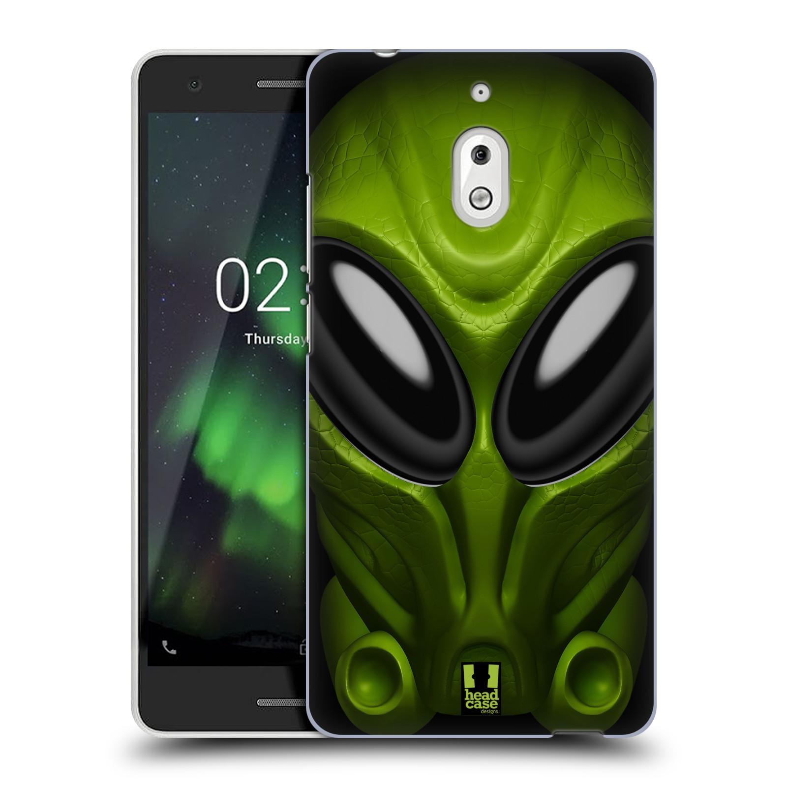 Plastové pouzdro na mobil Nokia 2.1 - Head Case - Ufoun Mastermind