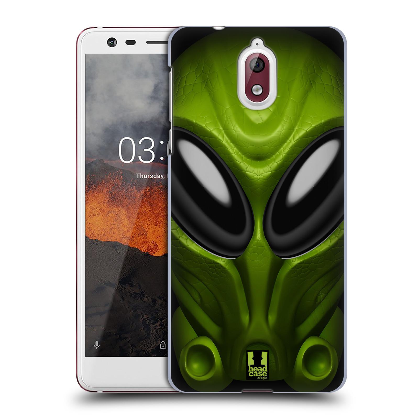 Plastové pouzdro na mobil Nokia 3.1 - Head Case - Ufoun Mastermind