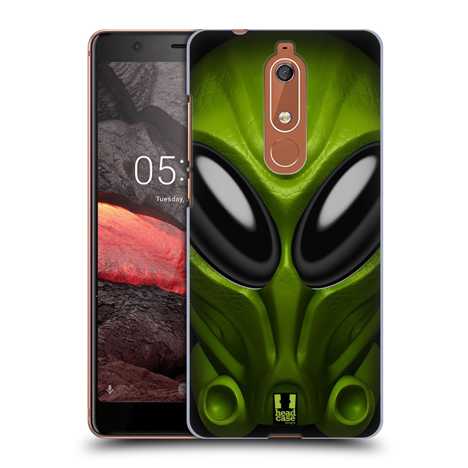 Plastové pouzdro na mobil Nokia 5.1 - Head Case - Ufoun Mastermind