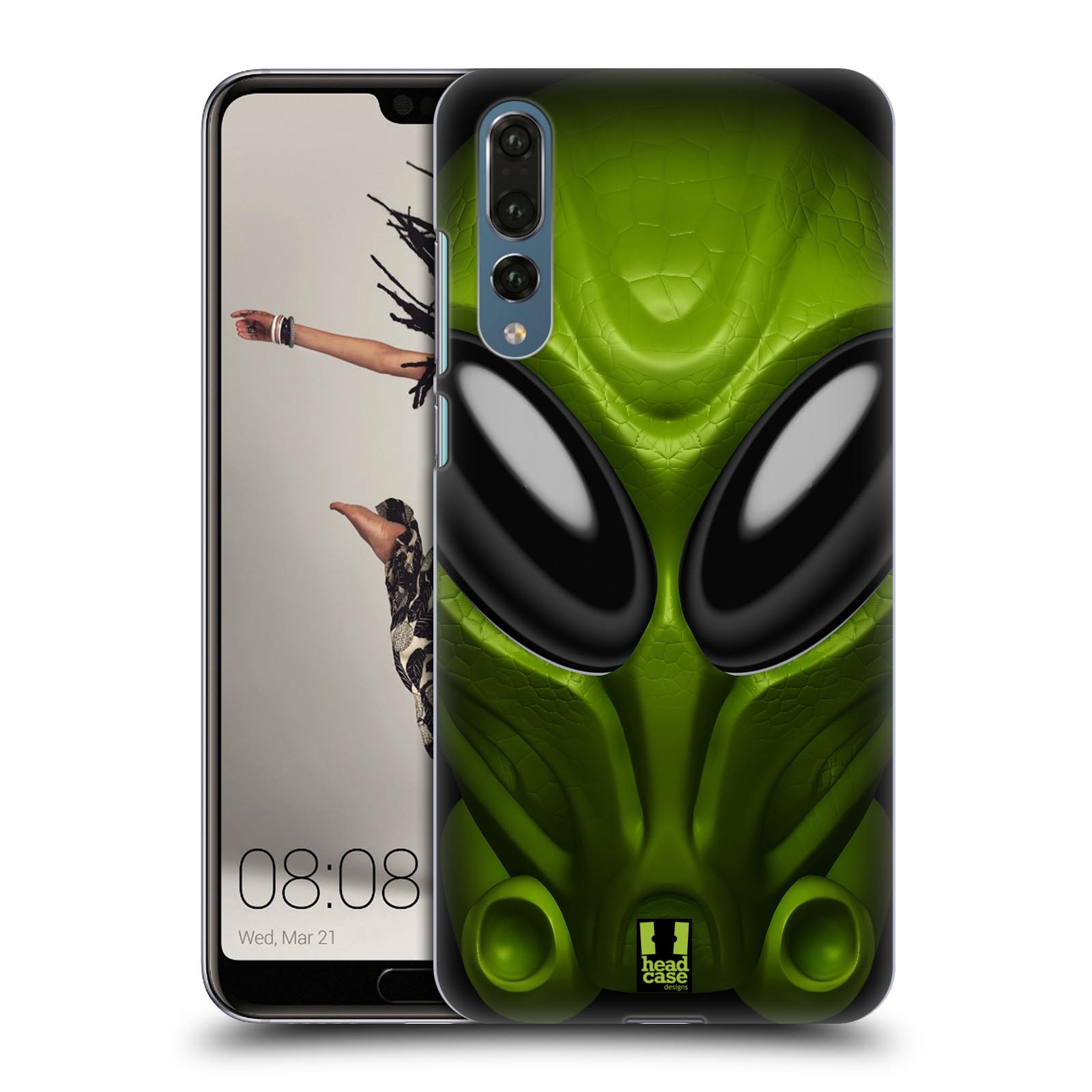 Plastové pouzdro na mobil Huawei P20 Pro - Head Case - Ufoun Mastermind