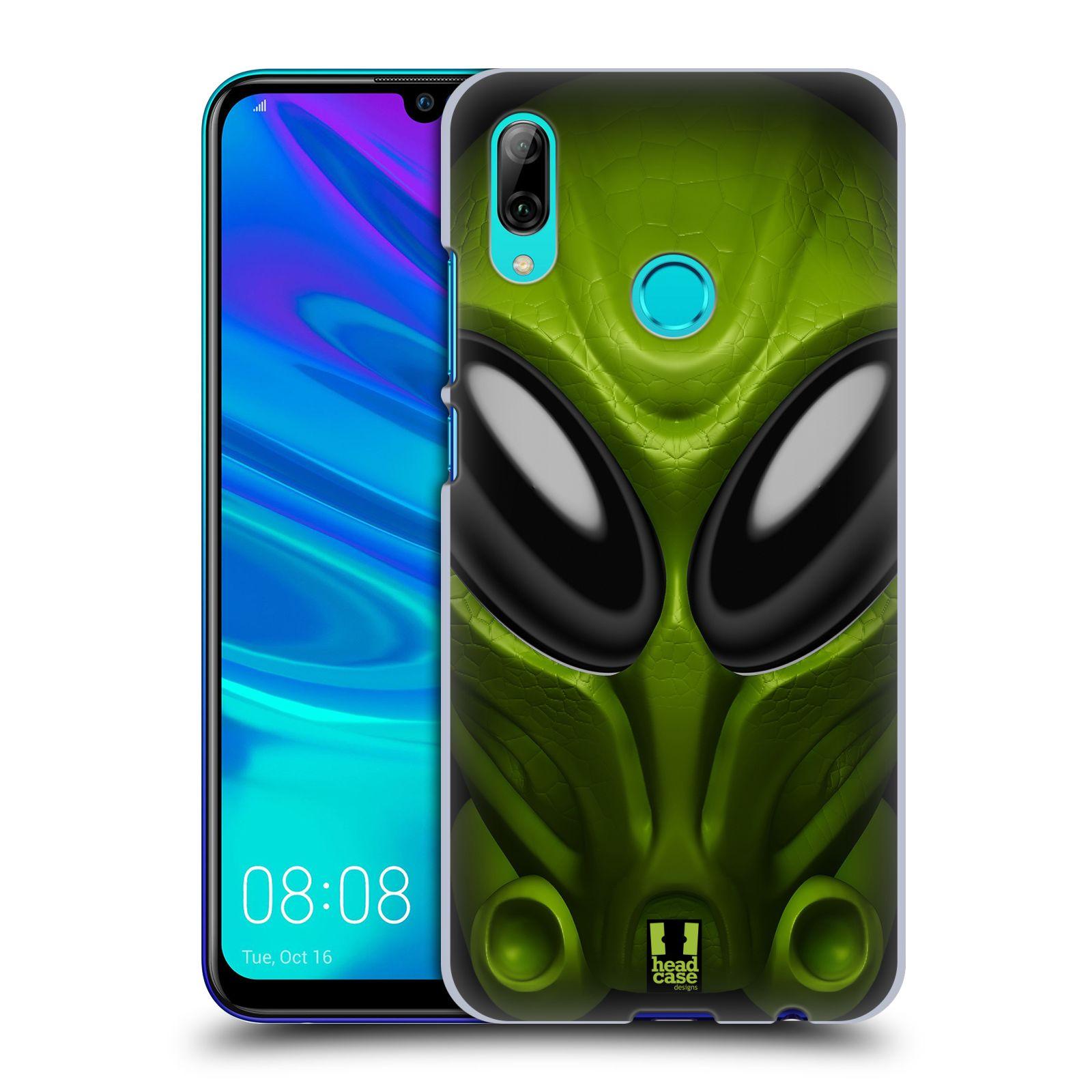 Plastové pouzdro na mobil Huawei P Smart (2019) - Head Case - Ufoun Mastermind