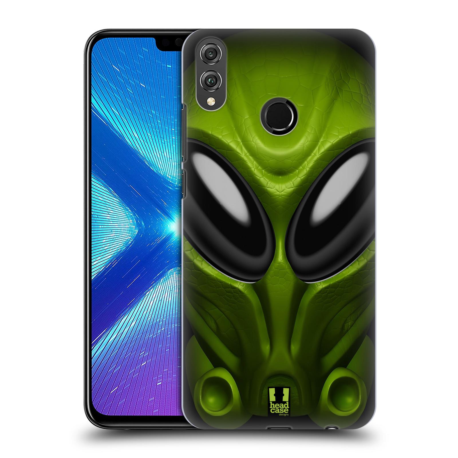 Plastové pouzdro na mobil Honor 8X - Head Case - Ufoun Mastermind
