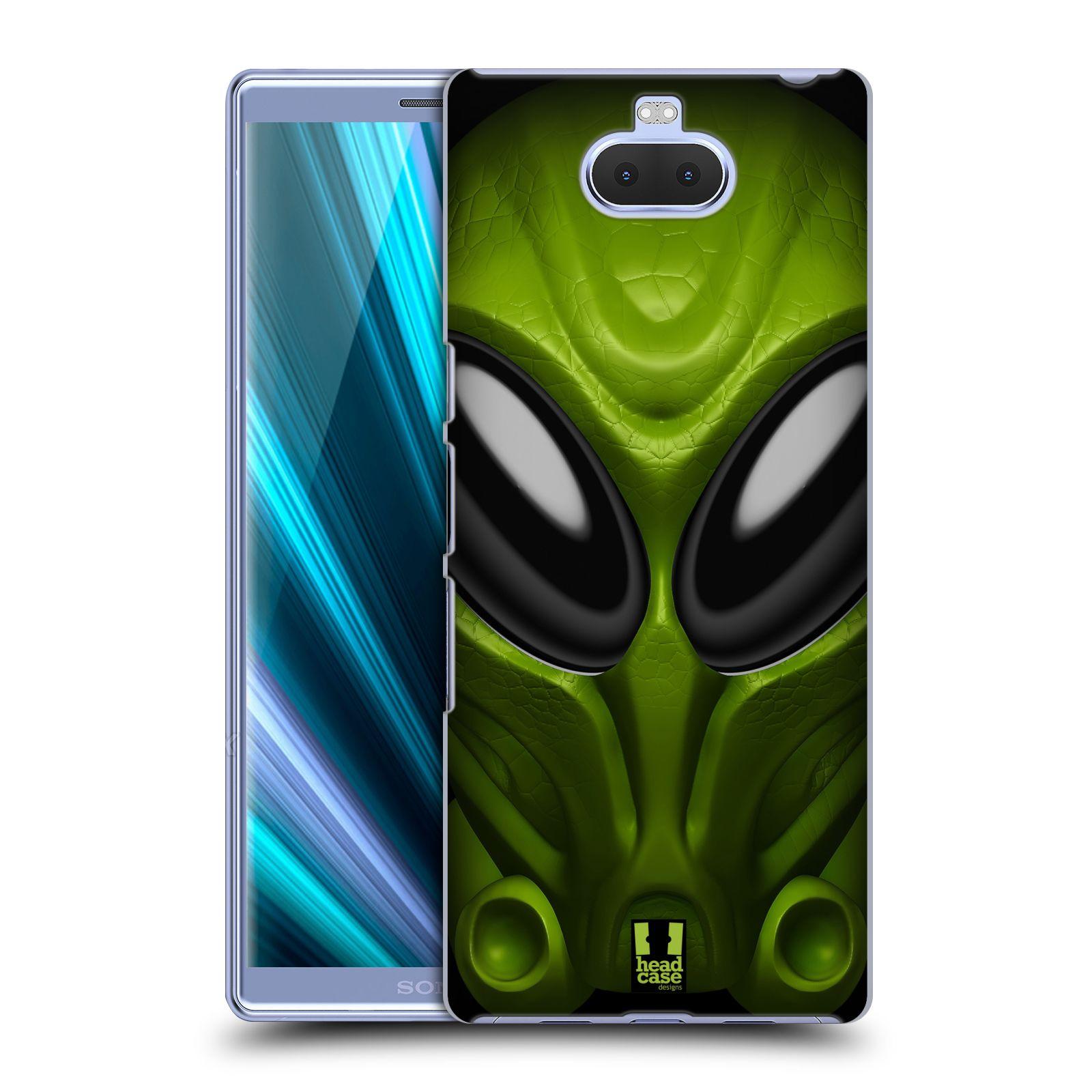 Plastové pouzdro na mobil Sony Xperia 10 - Head Case - Ufoun Mastermind