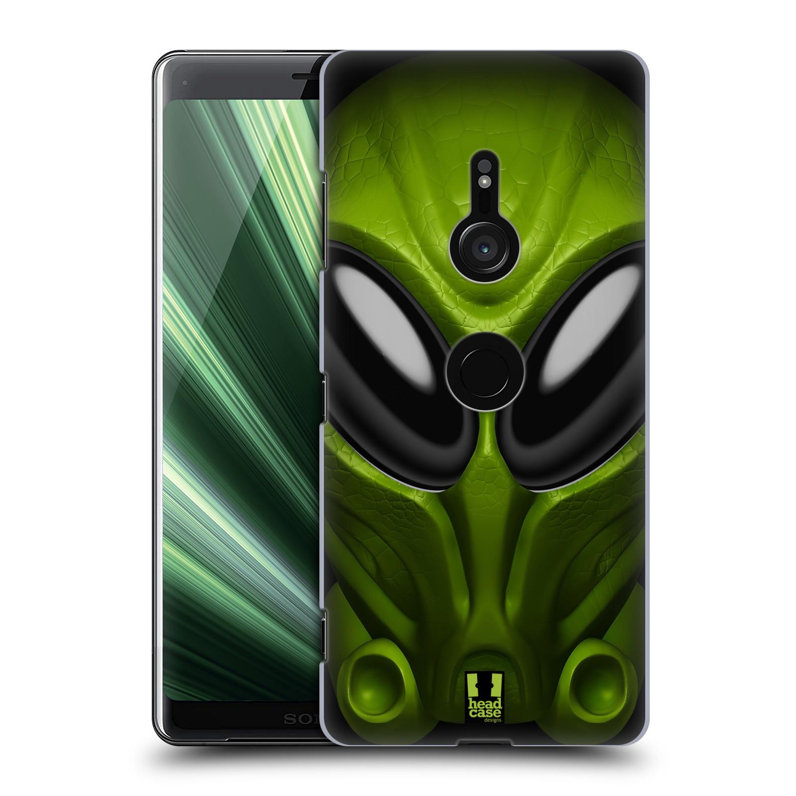Plastové pouzdro na mobil Sony Xperia XZ3 - Head Case - Ufoun Mastermind
