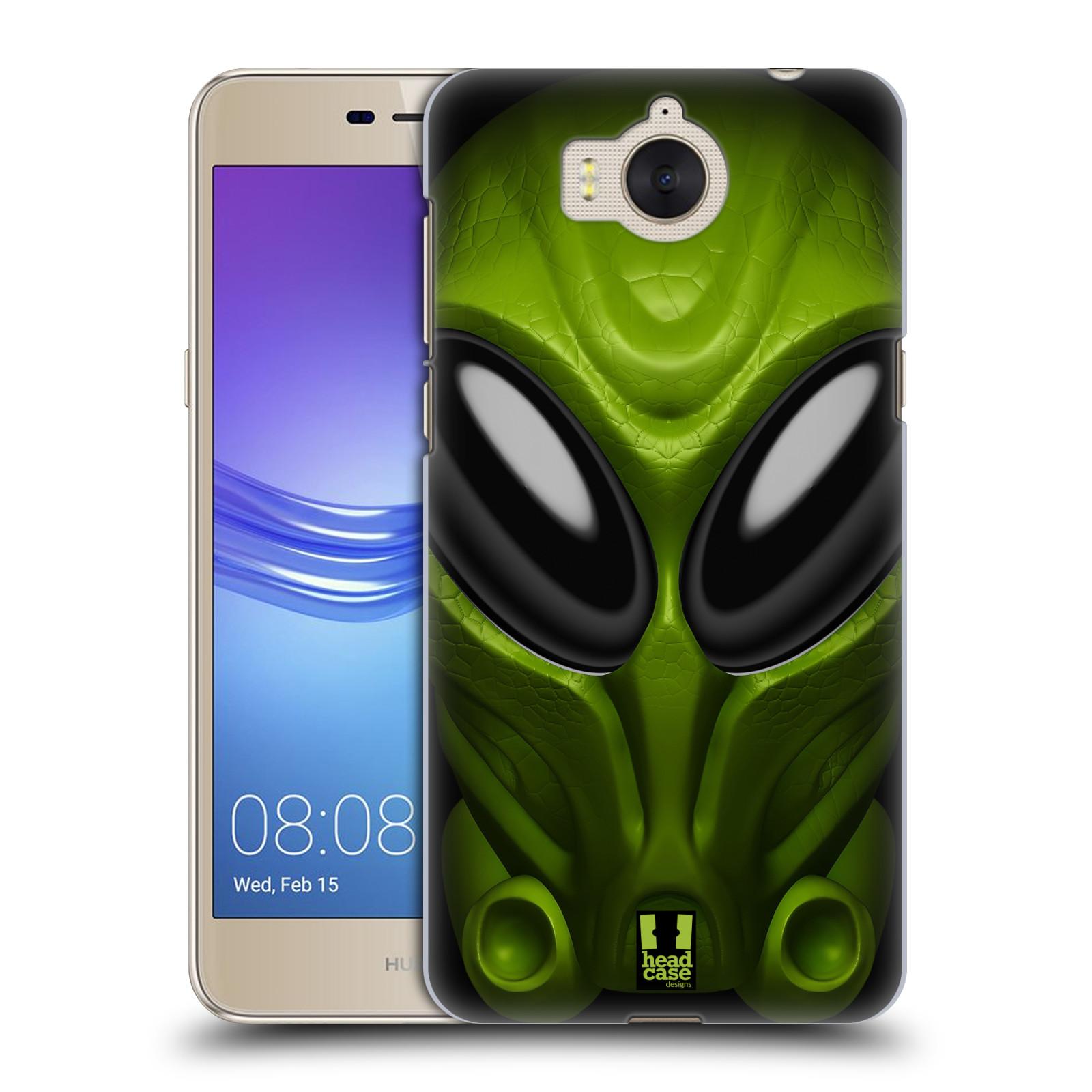 Plastové pouzdro na mobil Huawei Y6 2017 - Head Case - Ufoun Mastermind