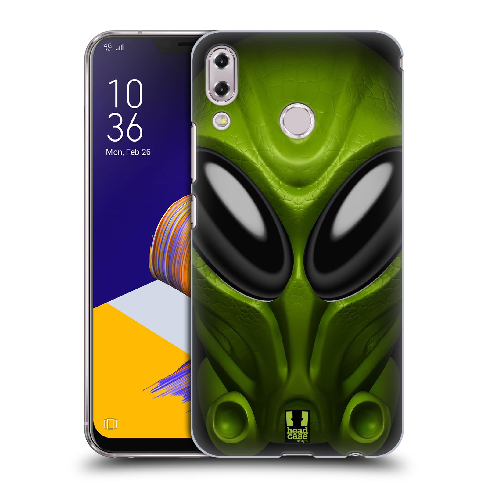 Plastové pouzdro na mobil Asus Zenfone 5z ZS620KL - Head Case - Ufoun Mastermind