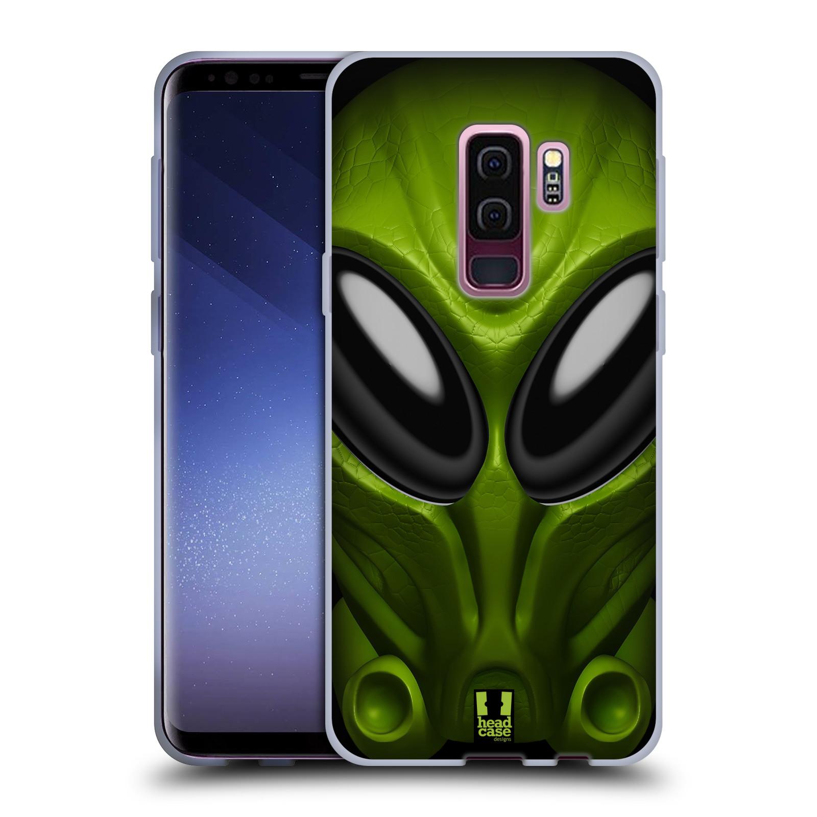 Silikonové pouzdro na mobil Samsung Galaxy S9 Plus - Head Case - Ufoun Mastermind