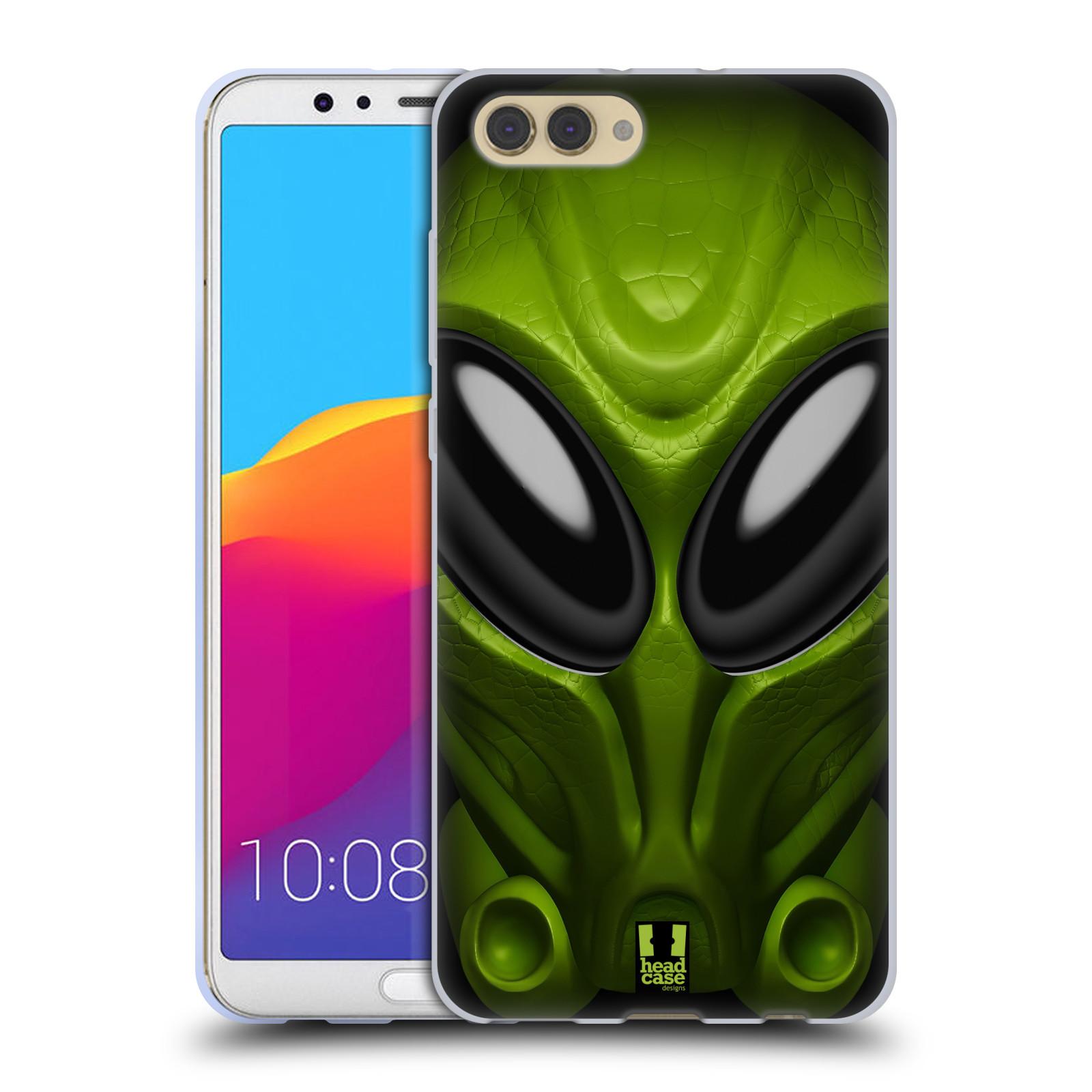 Silikonové pouzdro na mobil Honor View 10 - Head Case - Ufoun Mastermind