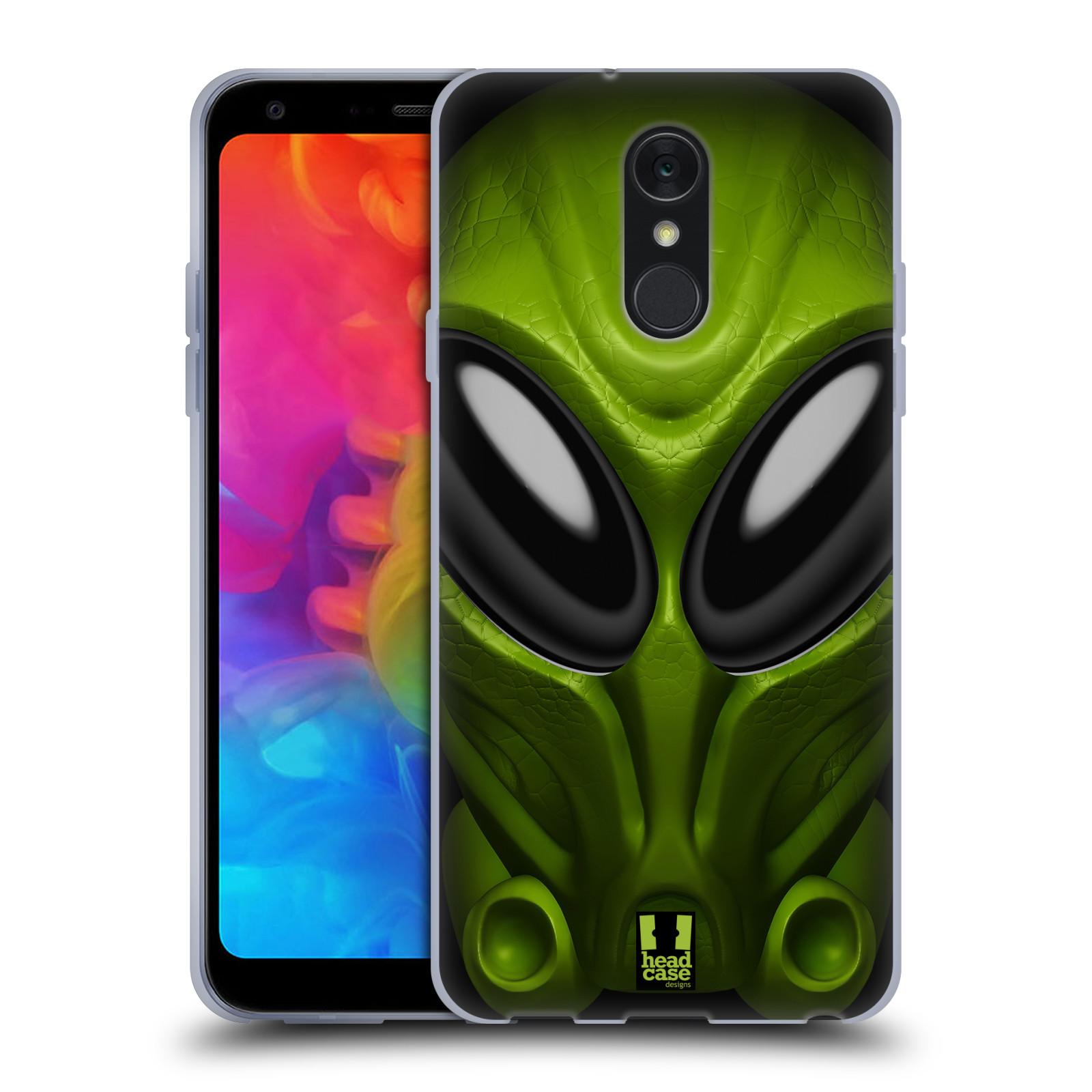 Silikonové pouzdro na mobil LG Q7 - Head Case - Ufoun Mastermind