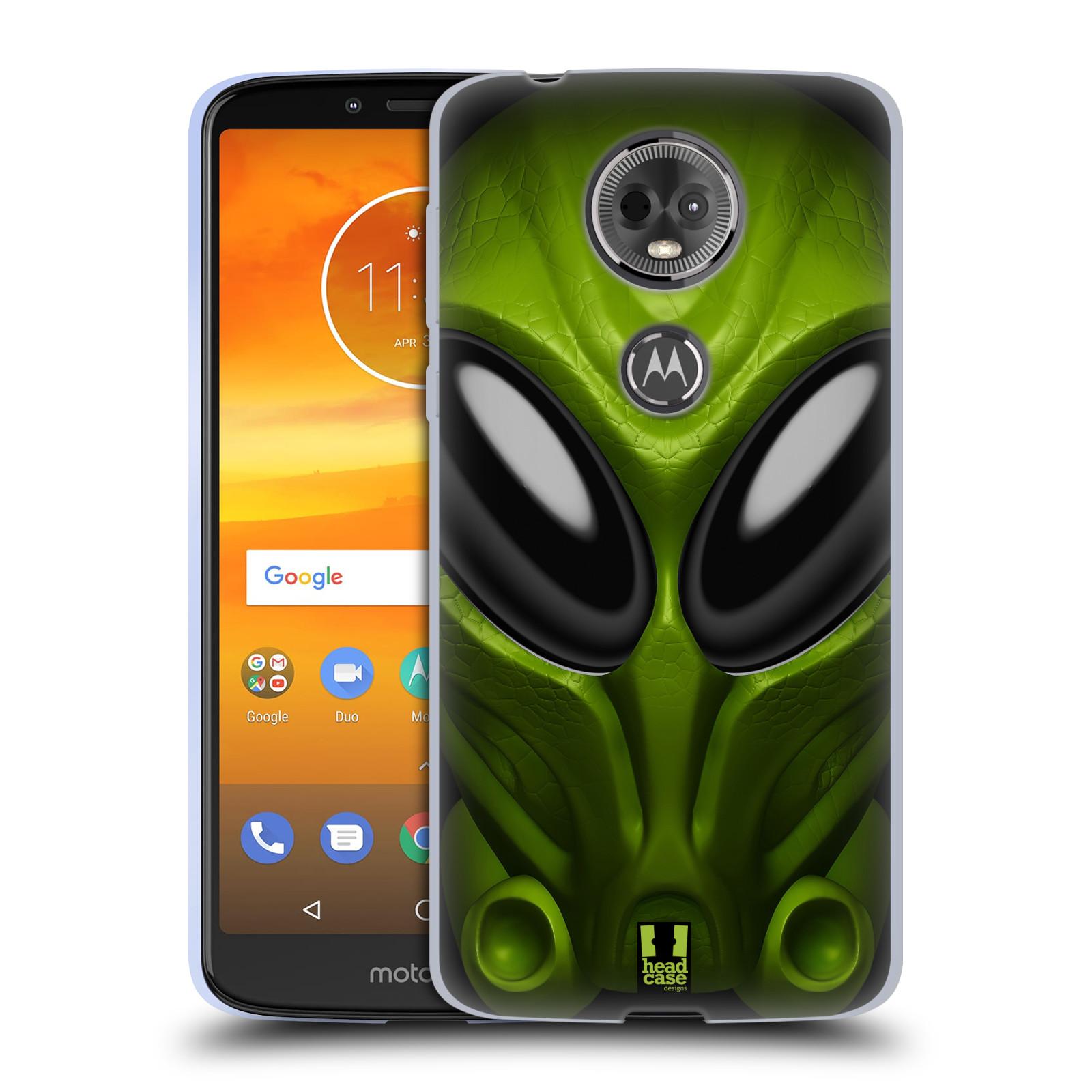 Silikonové pouzdro na mobil Motorola Moto E5 Plus - Head Case - Ufoun Mastermind