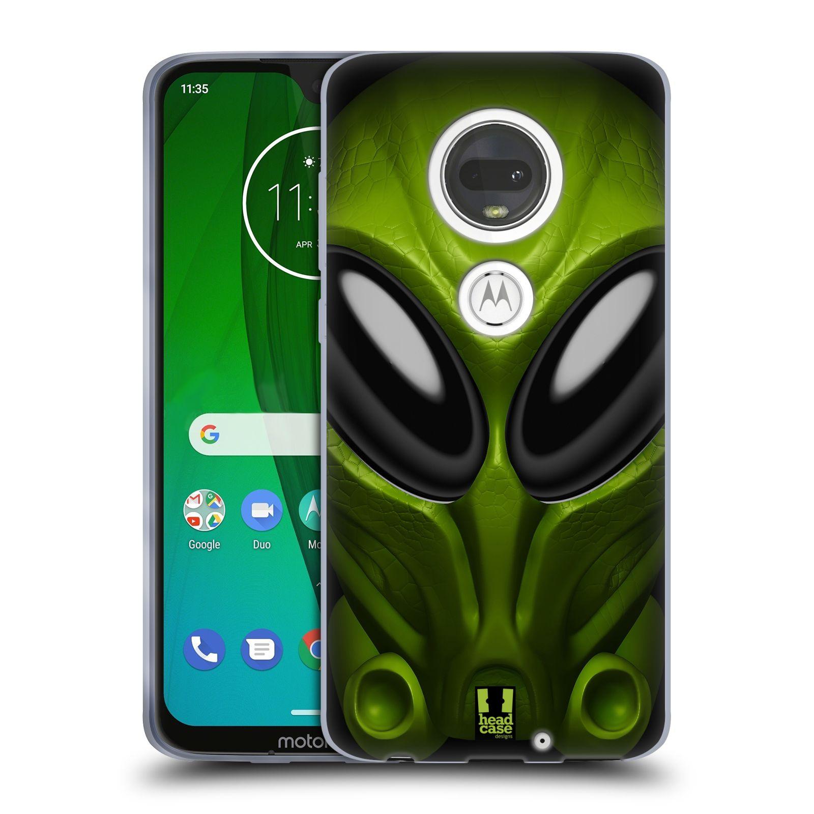 Silikonové pouzdro na mobil Motorola Moto G7 - Head Case - Ufoun Mastermind