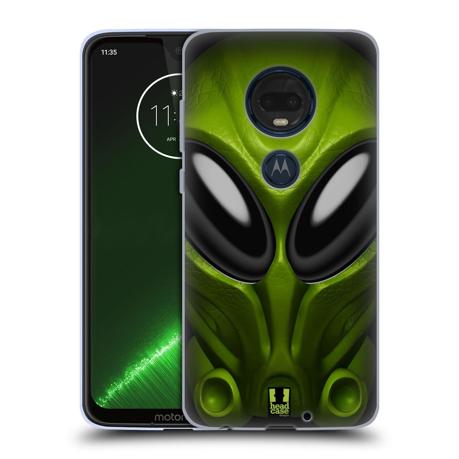 Silikonové pouzdro na mobil Motorola Moto G7 Plus - Head Case - Ufoun Mastermind