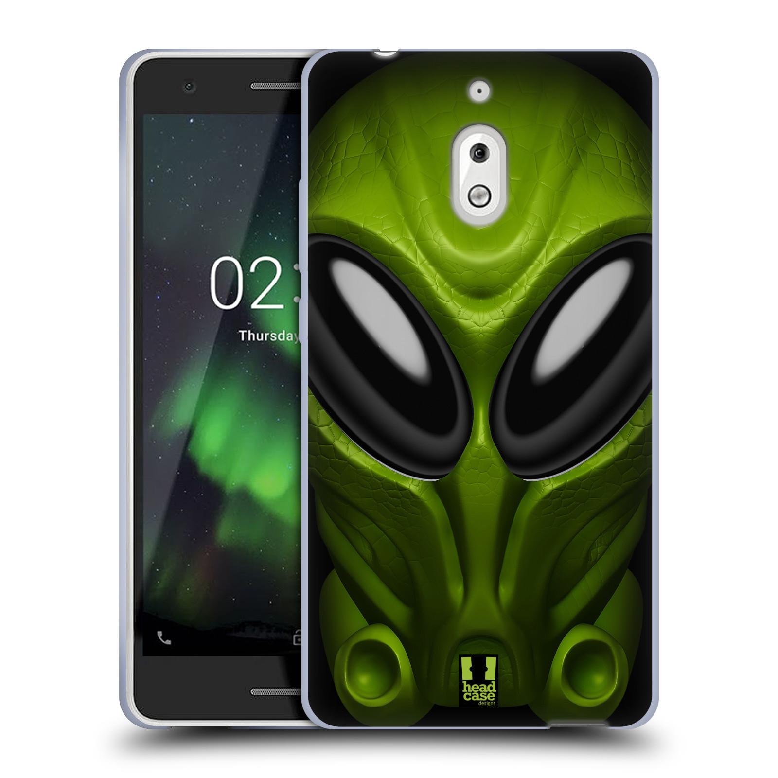 Silikonové pouzdro na mobil Nokia 2.1 - Head Case - Ufoun Mastermind