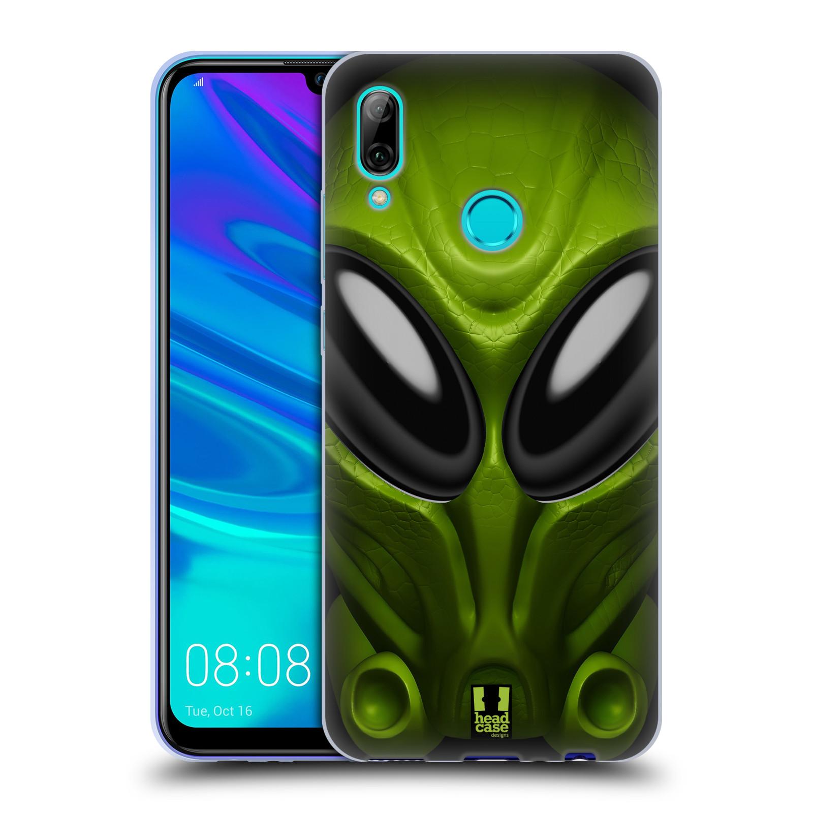 Silikonové pouzdro na mobil Huawei P Smart (2019) - Head Case - Ufoun Mastermind