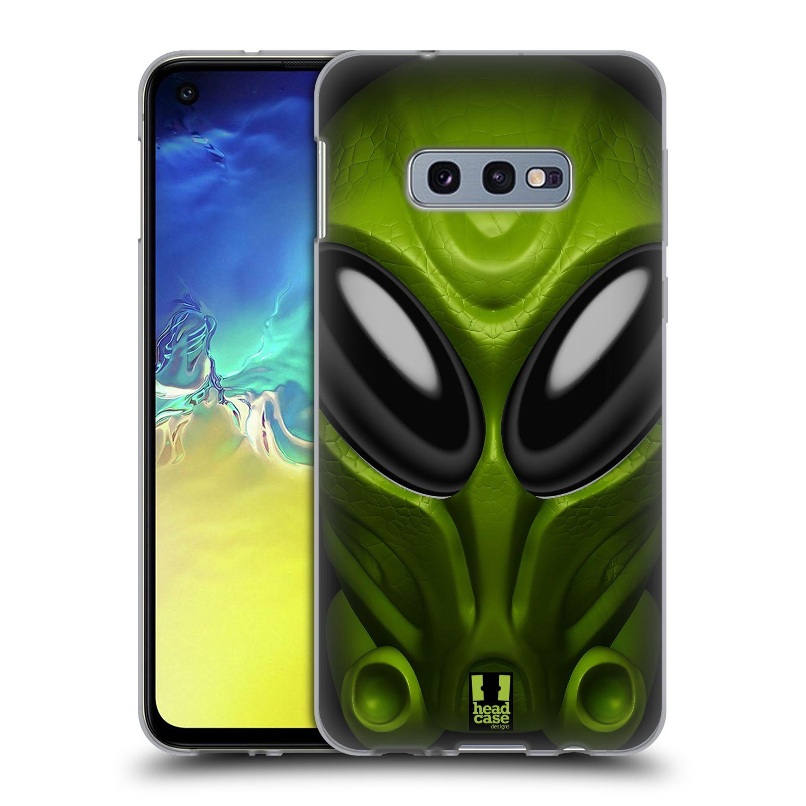 Silikonové pouzdro na mobil Samsung Galaxy S10e - Head Case - Ufoun Mastermind