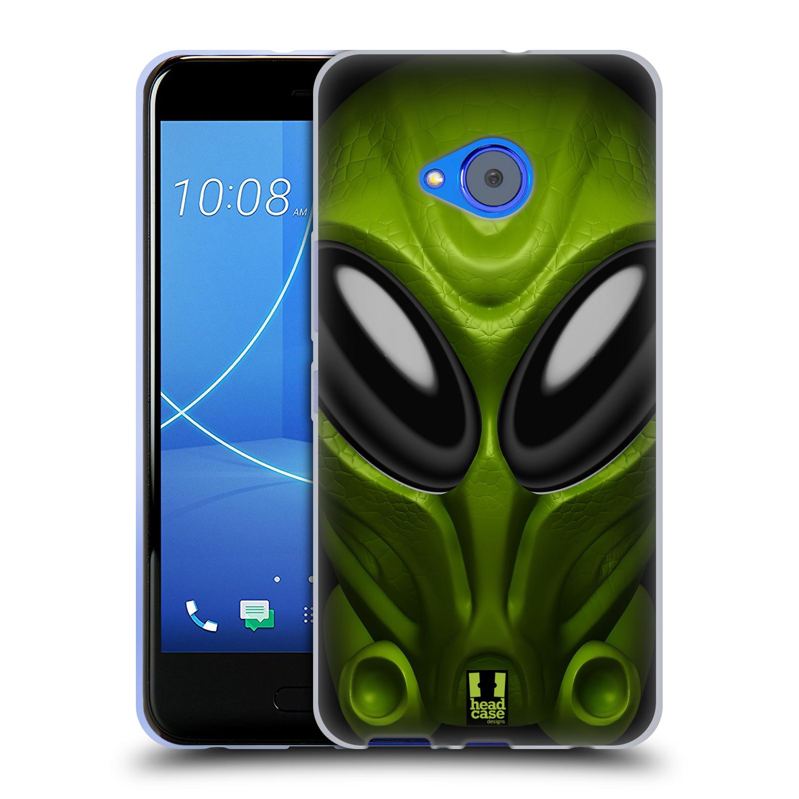 Silikonové pouzdro na mobil HTC U11 Life - Head Case - Ufoun Mastermind
