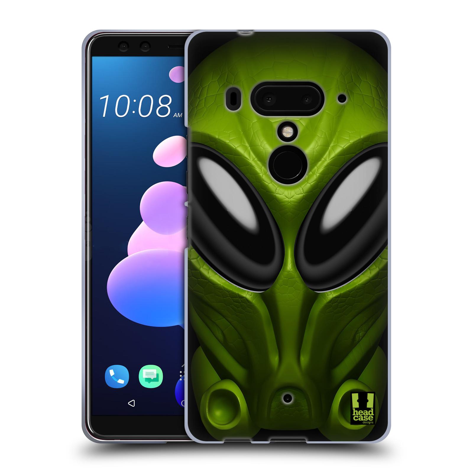 Silikonové pouzdro na mobil HTC U12 Plus - Head Case - Ufoun Mastermind