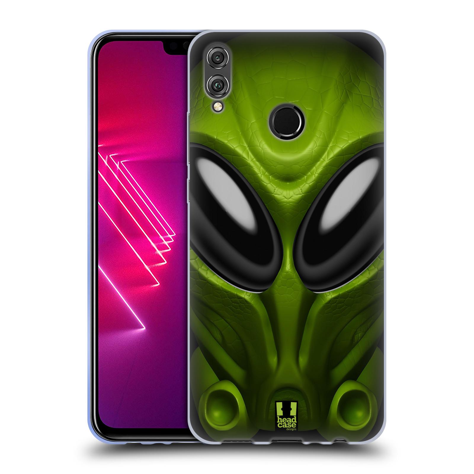 Silikonové pouzdro na mobil Honor 8X - Head Case - Ufoun Mastermind