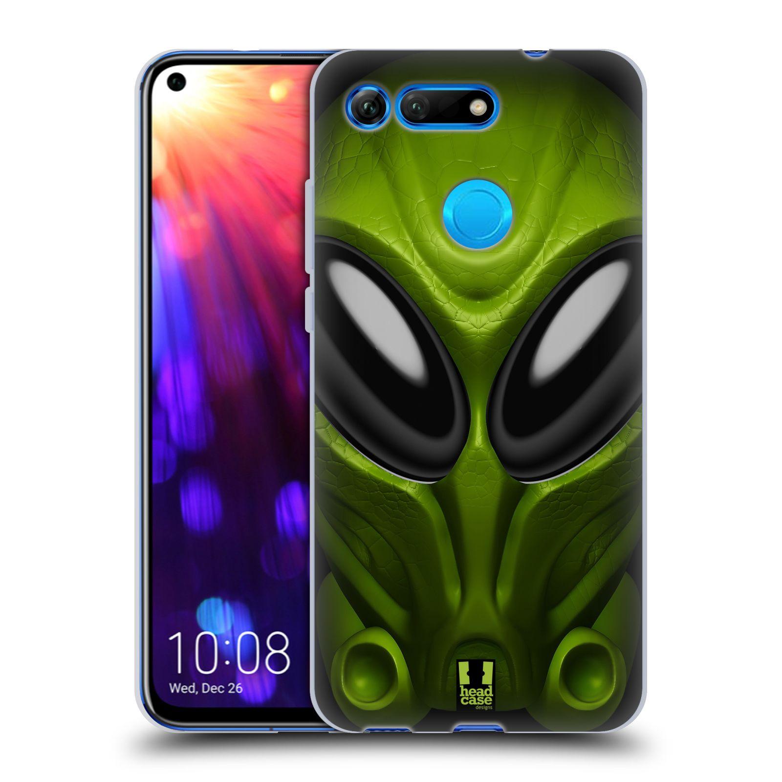 Silikonové pouzdro na mobil Honor View 20 - Head Case - Ufoun Mastermind
