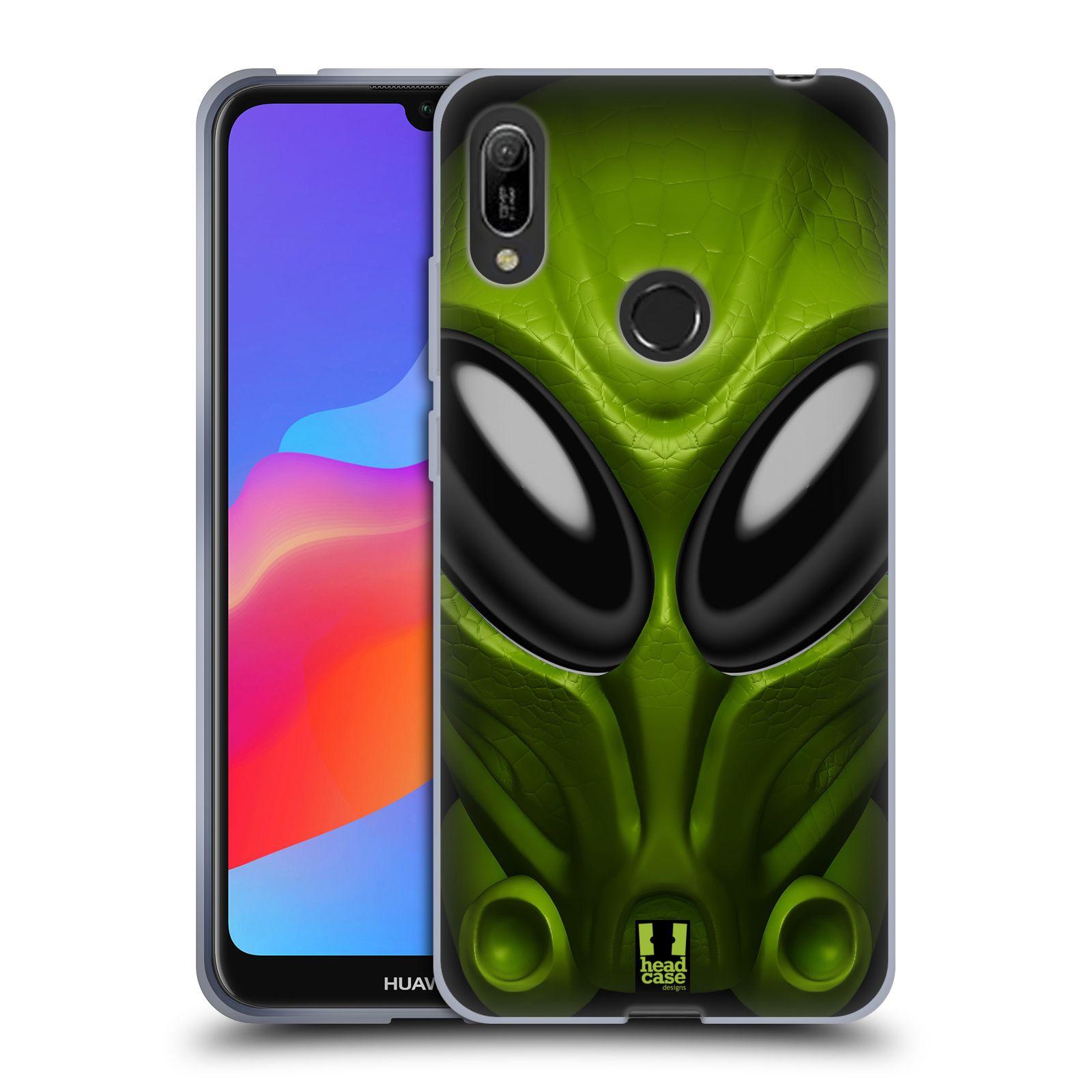 Silikonové pouzdro na mobil Huawei Y6 (2019) - Head Case - Ufoun Mastermind