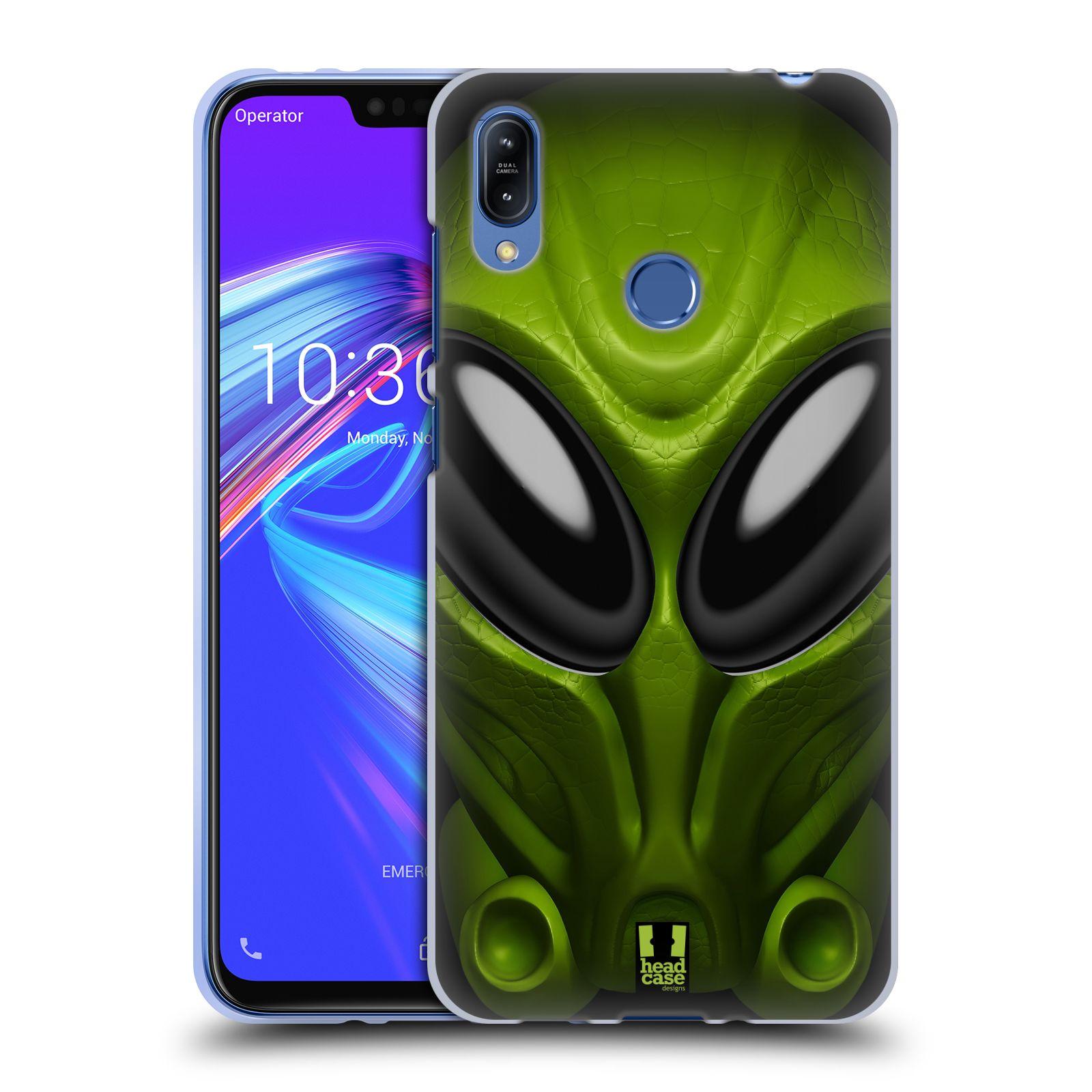Silikonové pouzdro na mobil Asus Zenfone Max (M2) ZB633KL - Head Case - Ufoun Mastermind
