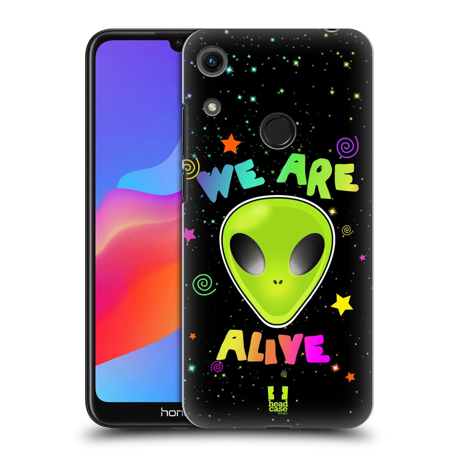 Plastové pouzdro na mobil Honor 8A - Head Case - ALIENS ALIVE