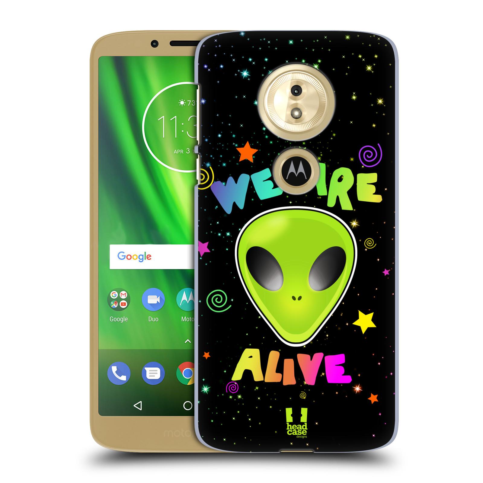 Plastové pouzdro na mobil Motorola Moto G6 Play - Head Case - ALIENS ALIVE