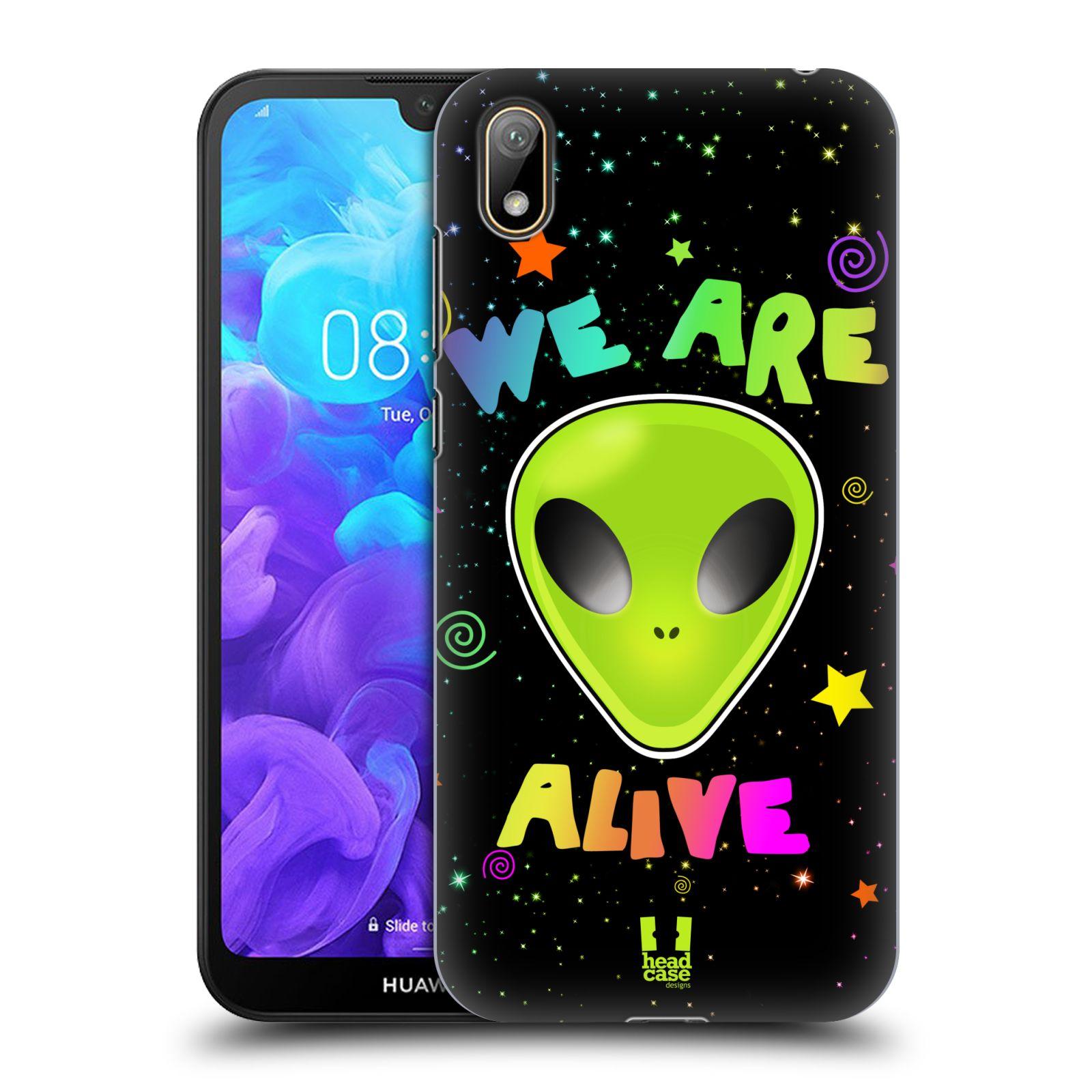 Plastové pouzdro na mobil Honor 8S - Head Case - ALIENS ALIVE