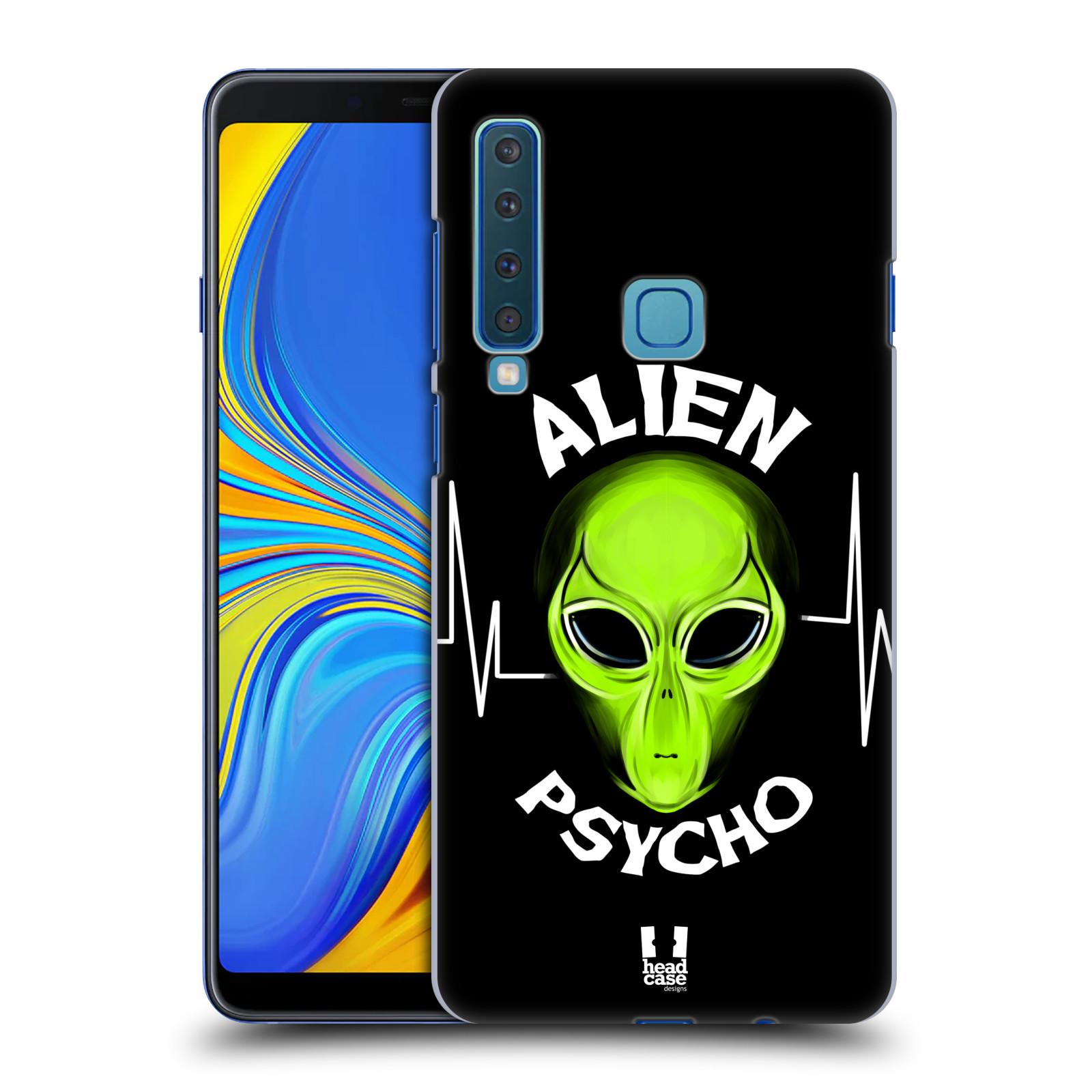 Plastové pouzdro na mobil Samsung Galaxy A9 (2018) - Head Case - ALIENS PSYCHO