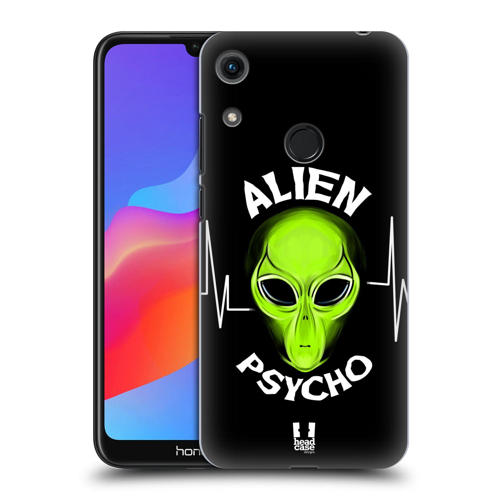 Plastové pouzdro na mobil Honor 8A - Head Case - ALIENS PSYCHO