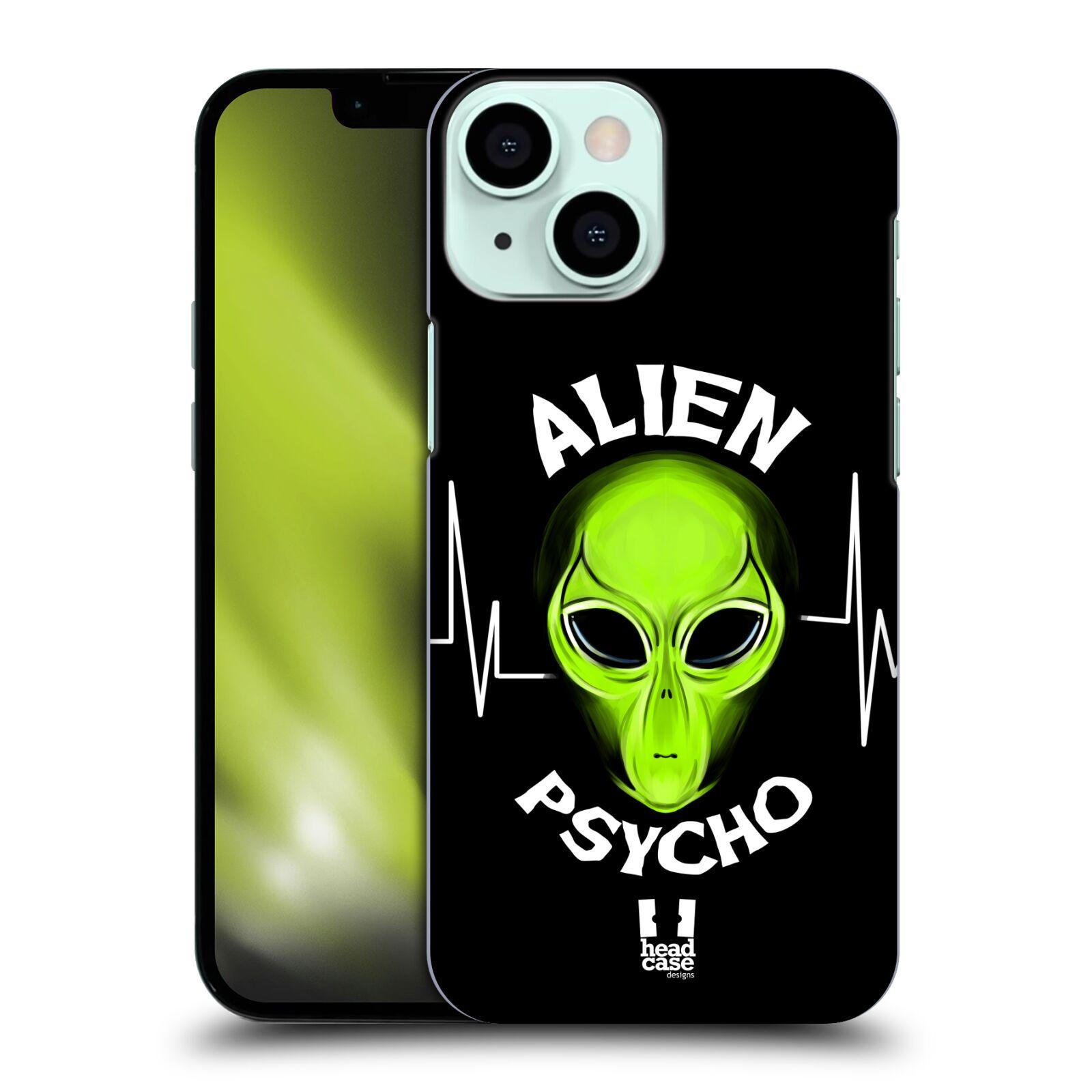 Plastové pouzdro na mobil Apple iPhone 13 Mini - Head Case - ALIENS PSYCHO