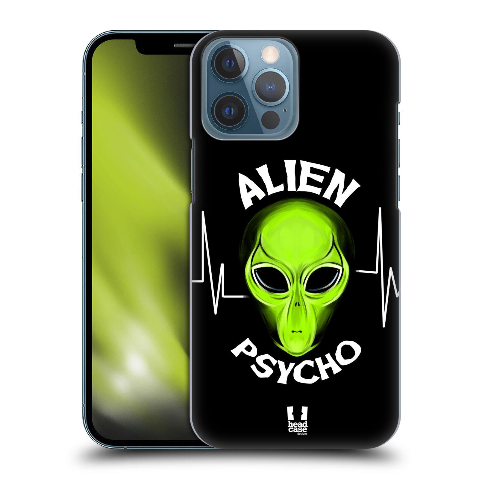 Plastové pouzdro na mobil Apple iPhone 13 Pro Max - Head Case - ALIENS PSYCHO