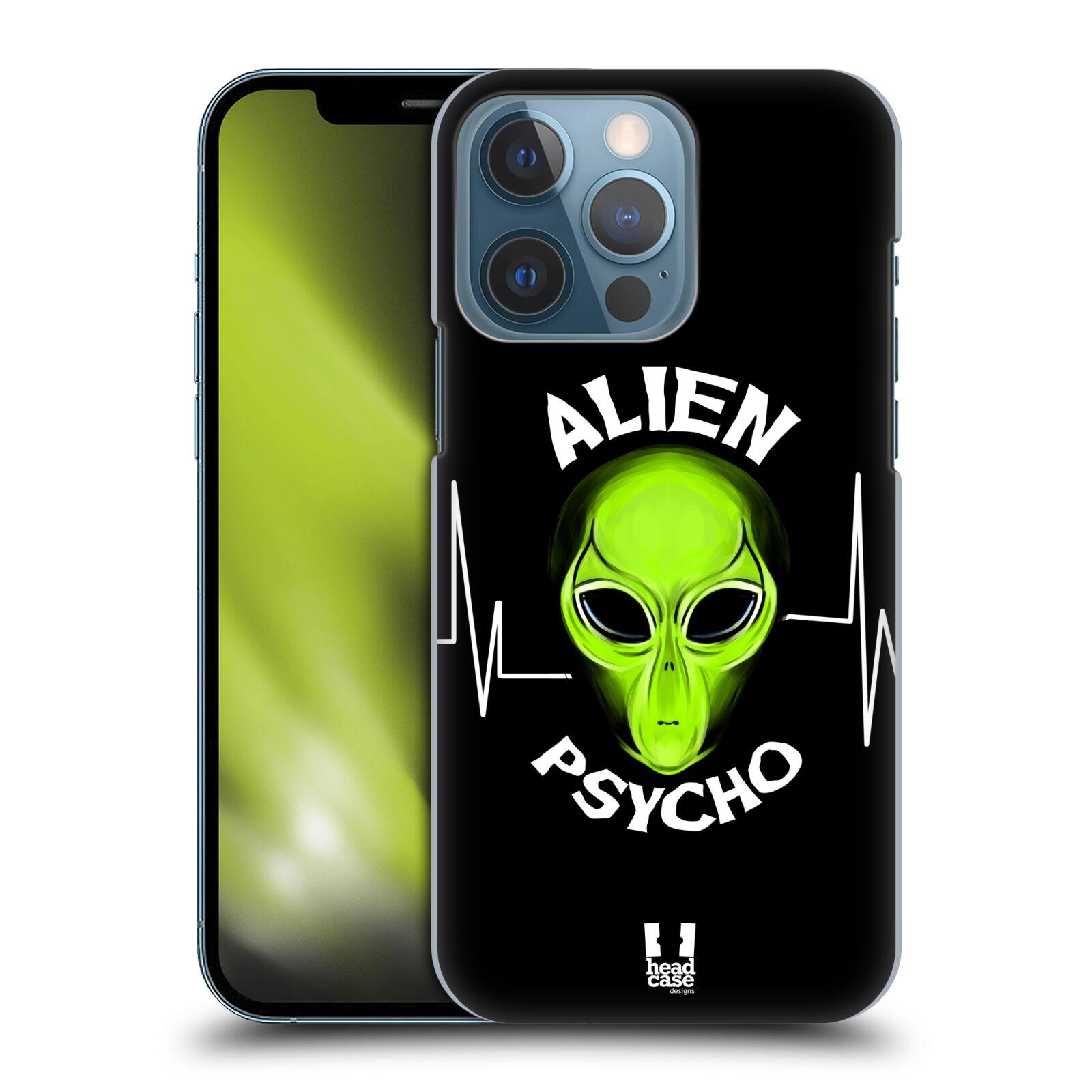 Plastové pouzdro na mobil Apple iPhone 13 Pro - Head Case - ALIENS PSYCHO