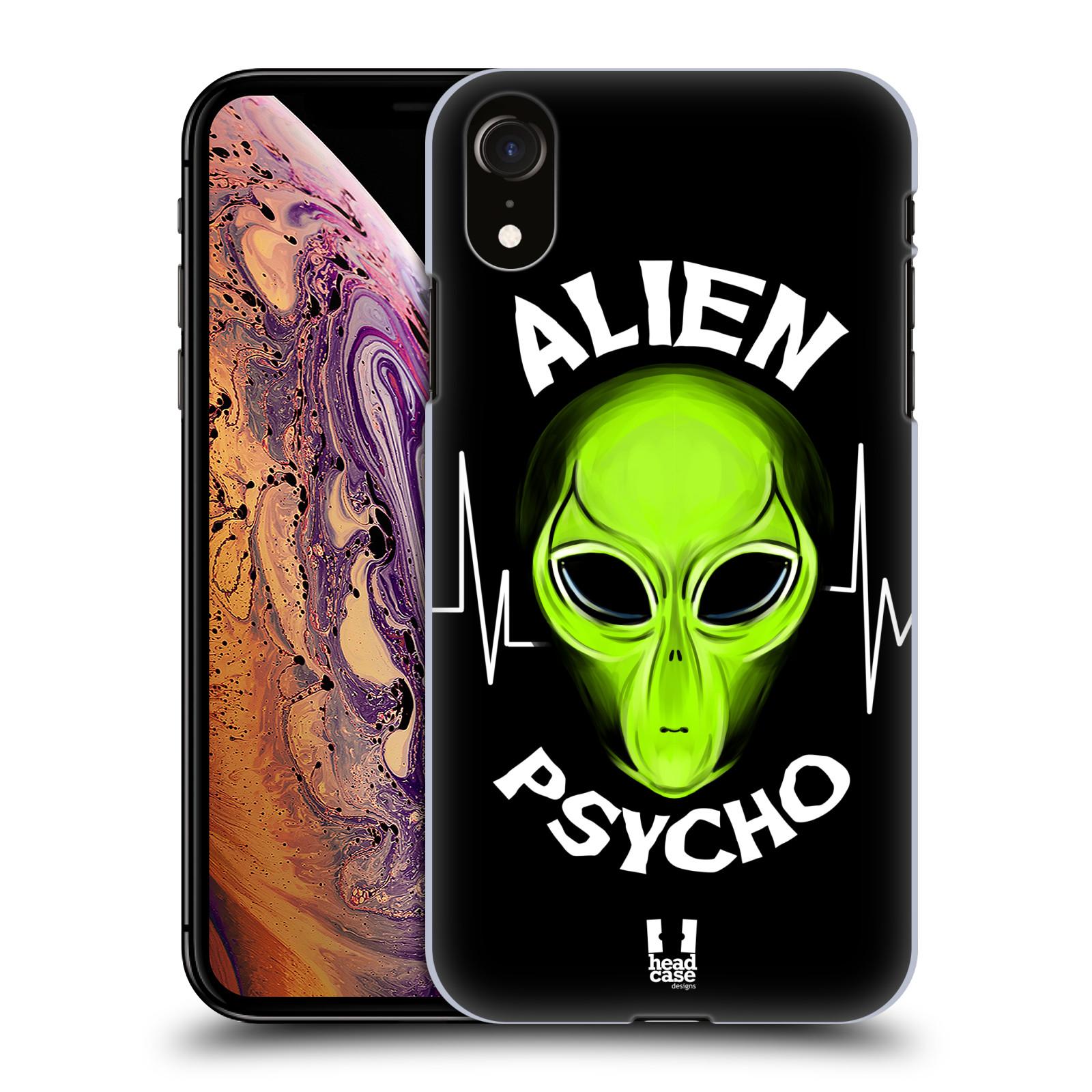 Plastové pouzdro na mobil Apple iPhone XR - Head Case - ALIENS PSYCHO
