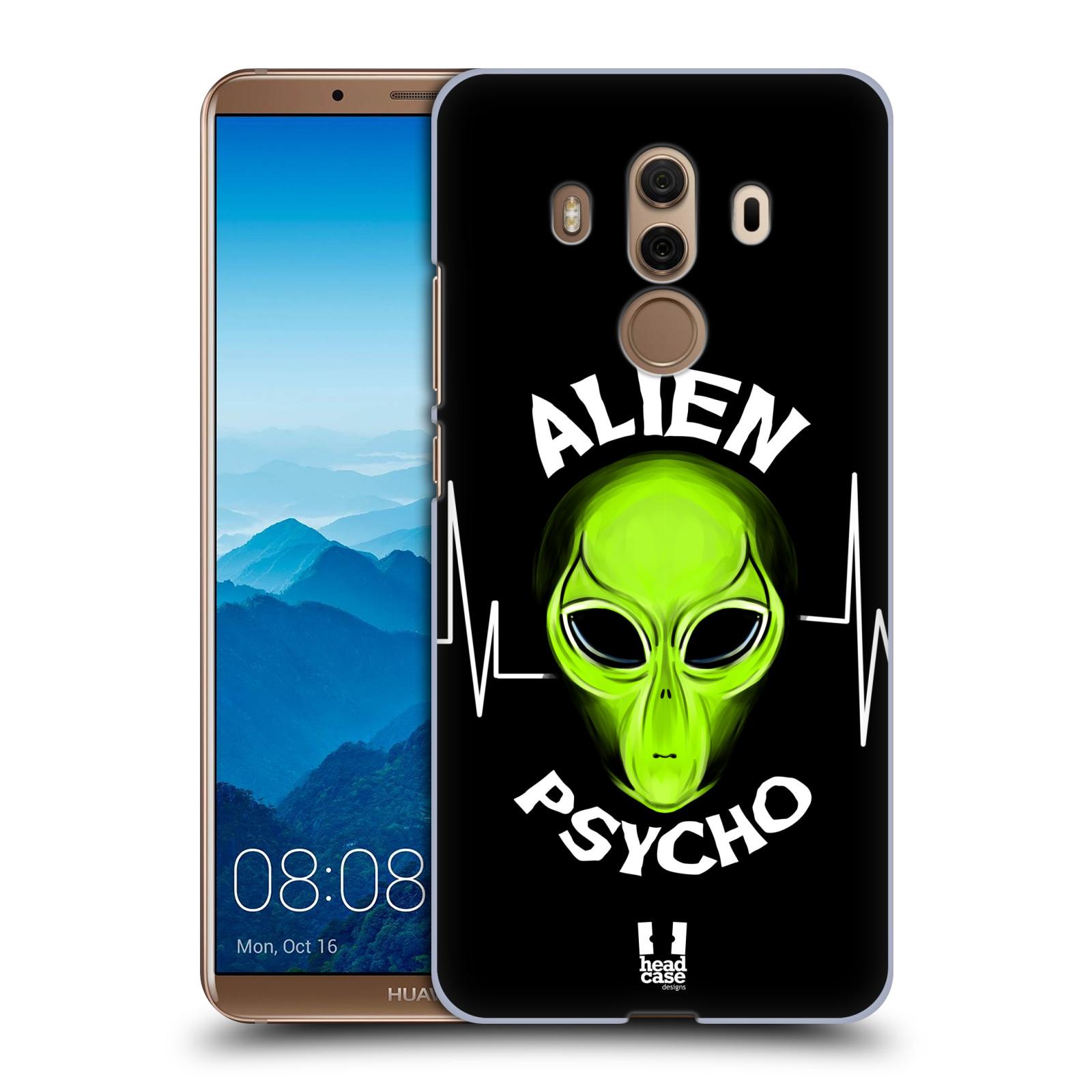 Plastové pouzdro na mobil Huawei Mate 10 Pro - Head Case - ALIENS PSYCHO