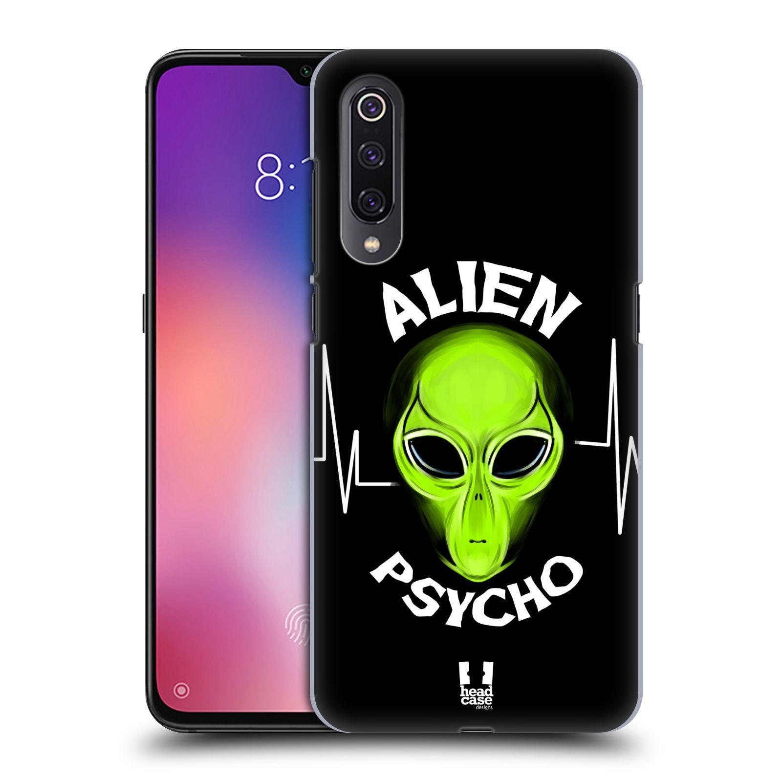 Plastové pouzdro na mobil Xiaomi Mi 9 - Head Case - ALIENS PSYCHO