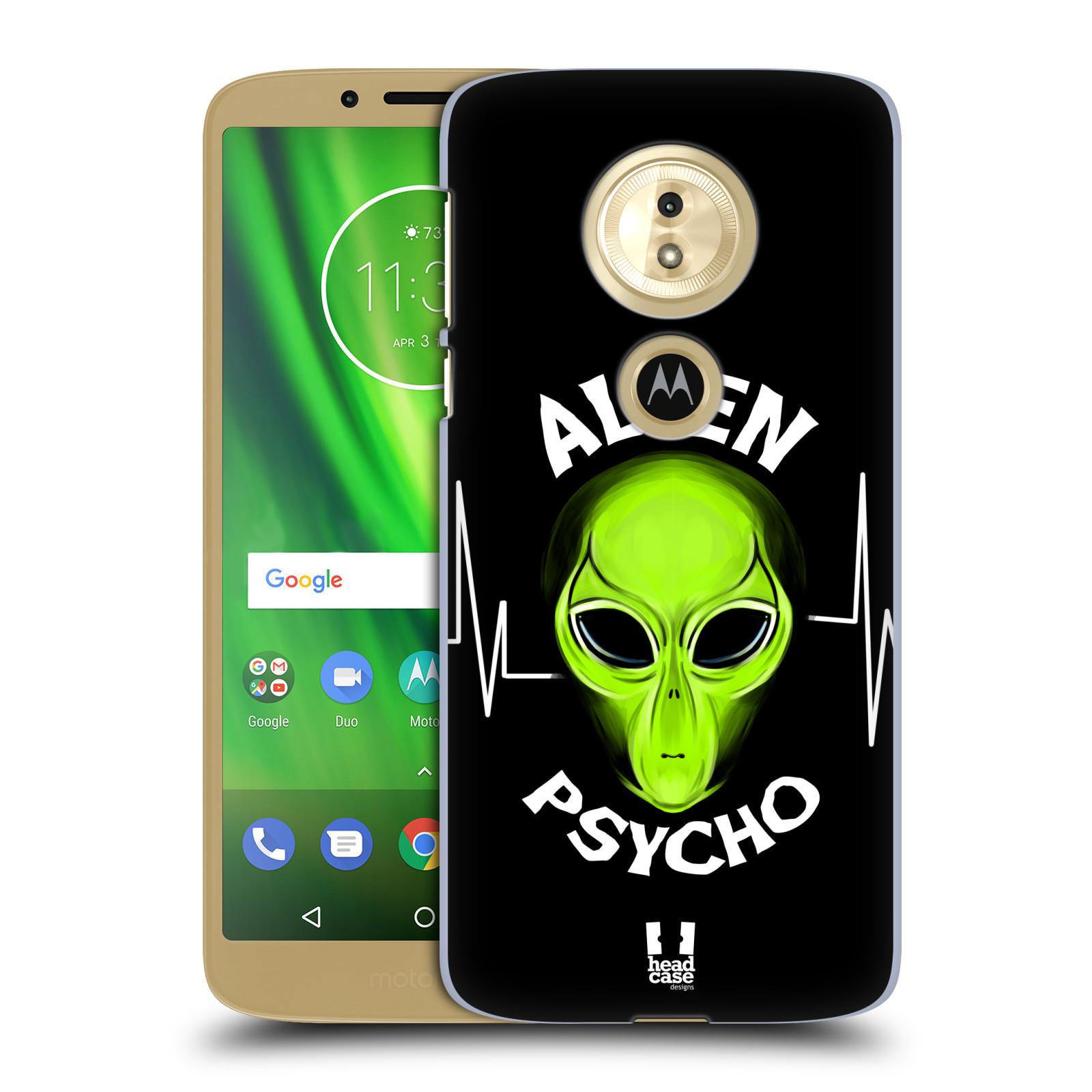 Plastové pouzdro na mobil Motorola Moto G6 Play - Head Case - ALIENS PSYCHO